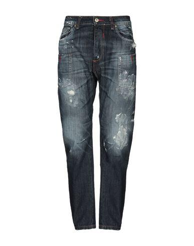 Джинсовые брюки от ADAMUS