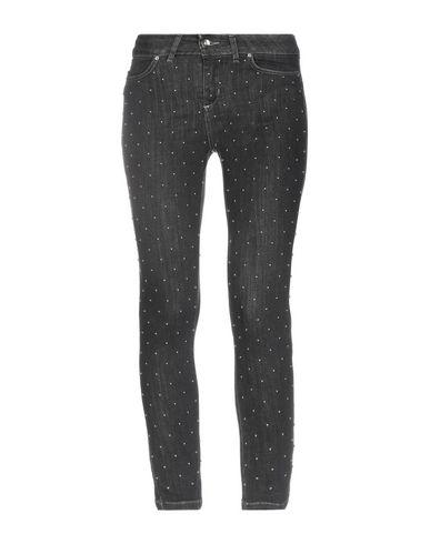 Фото - Джинсовые брюки от GRETHA Milano цвет стальной серый
