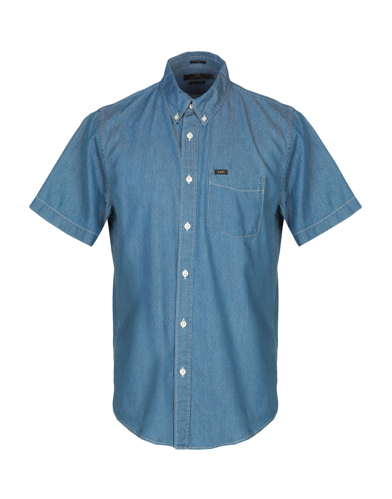 LEE Джинсовая рубашка куртка джинсовая lee lee le807embohi2