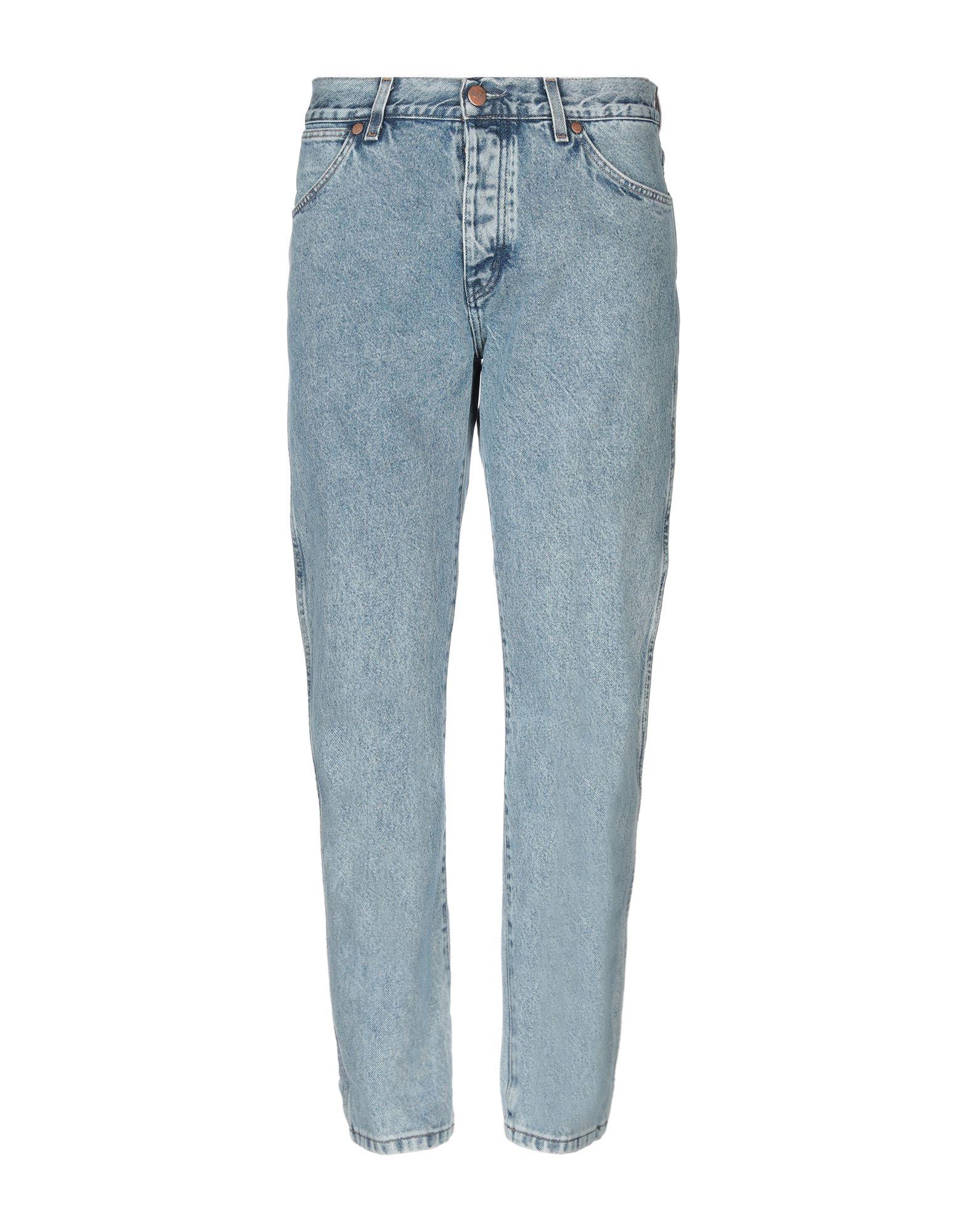 купить WRANGLER Джинсовые брюки по цене 5500 рублей