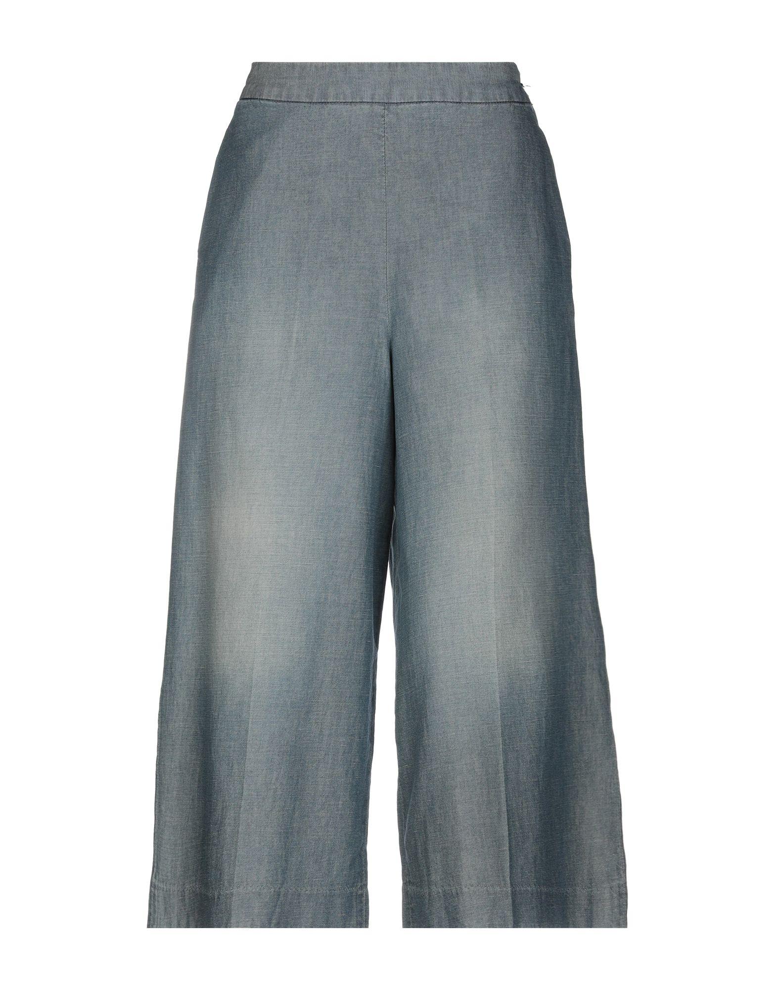 CARE LABEL Джинсовые брюки-капри care label джинсовые брюки
