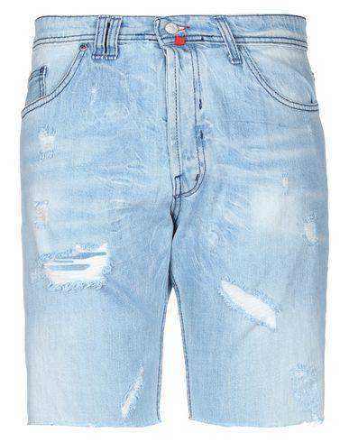Купить Джинсовые шорты от OVER-D синего цвета