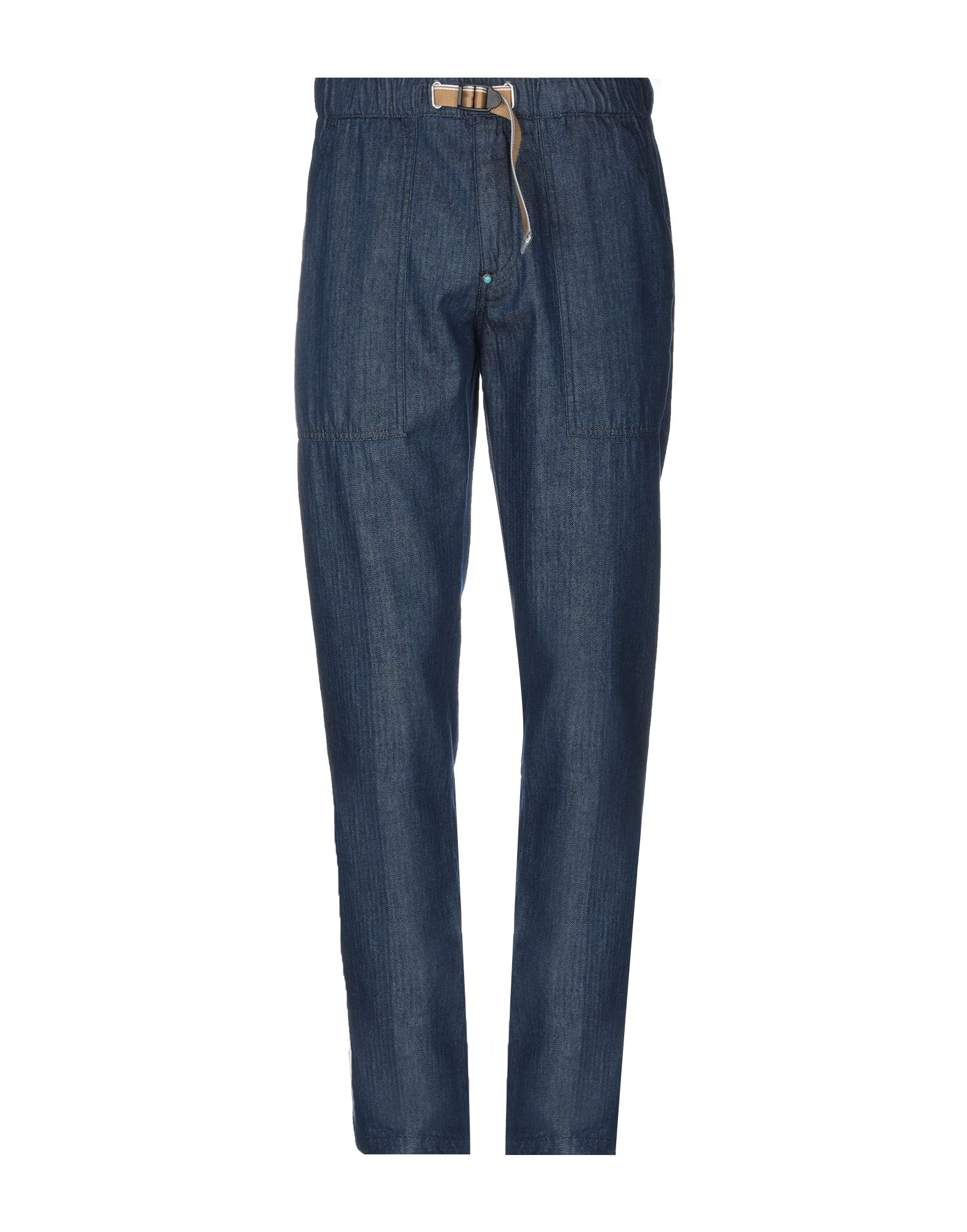 WHITE SAND 88 Джинсовые брюки цена