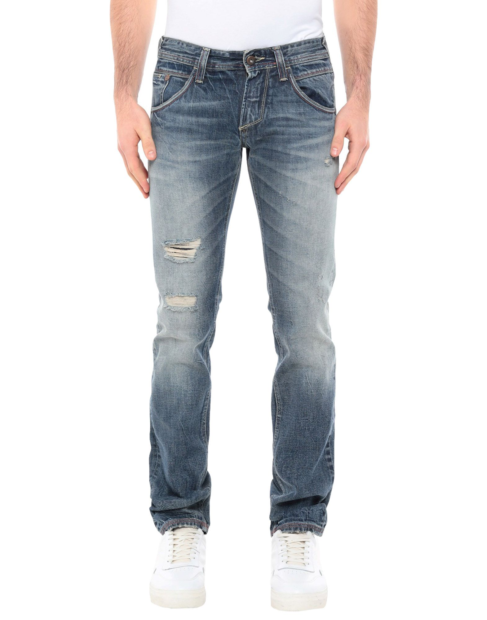 MP001 MELTIN POT Джинсовые брюки цена 2017