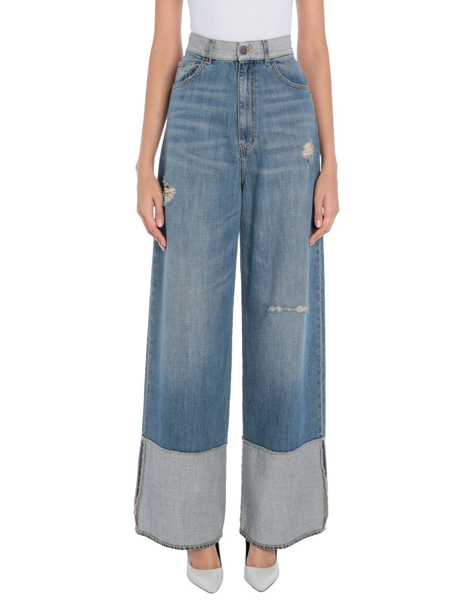 SUOLI Джинсовые брюки цена 2017