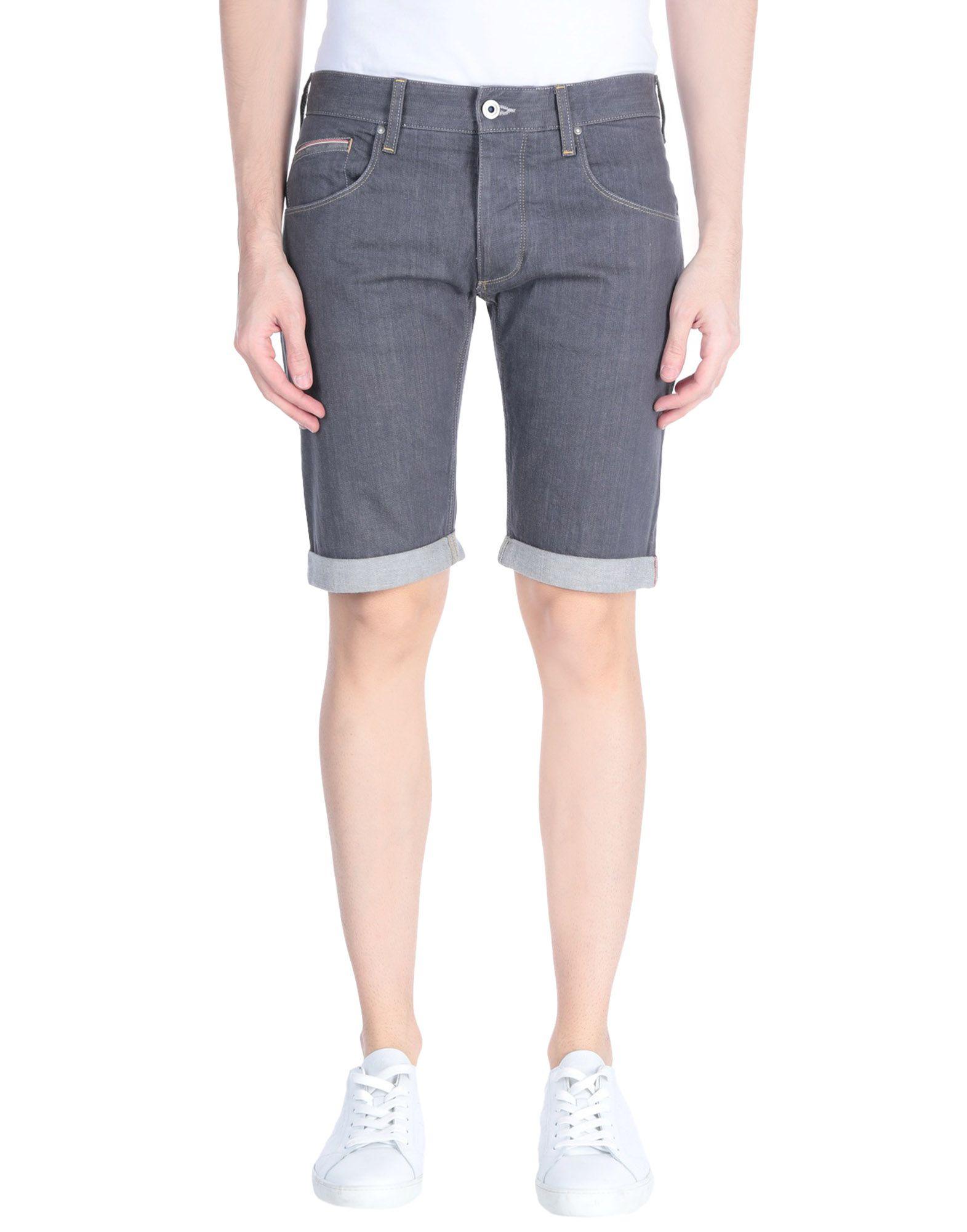 ARMANI JEANS Джинсовые бермуды armani jeans джинсовые бермуды