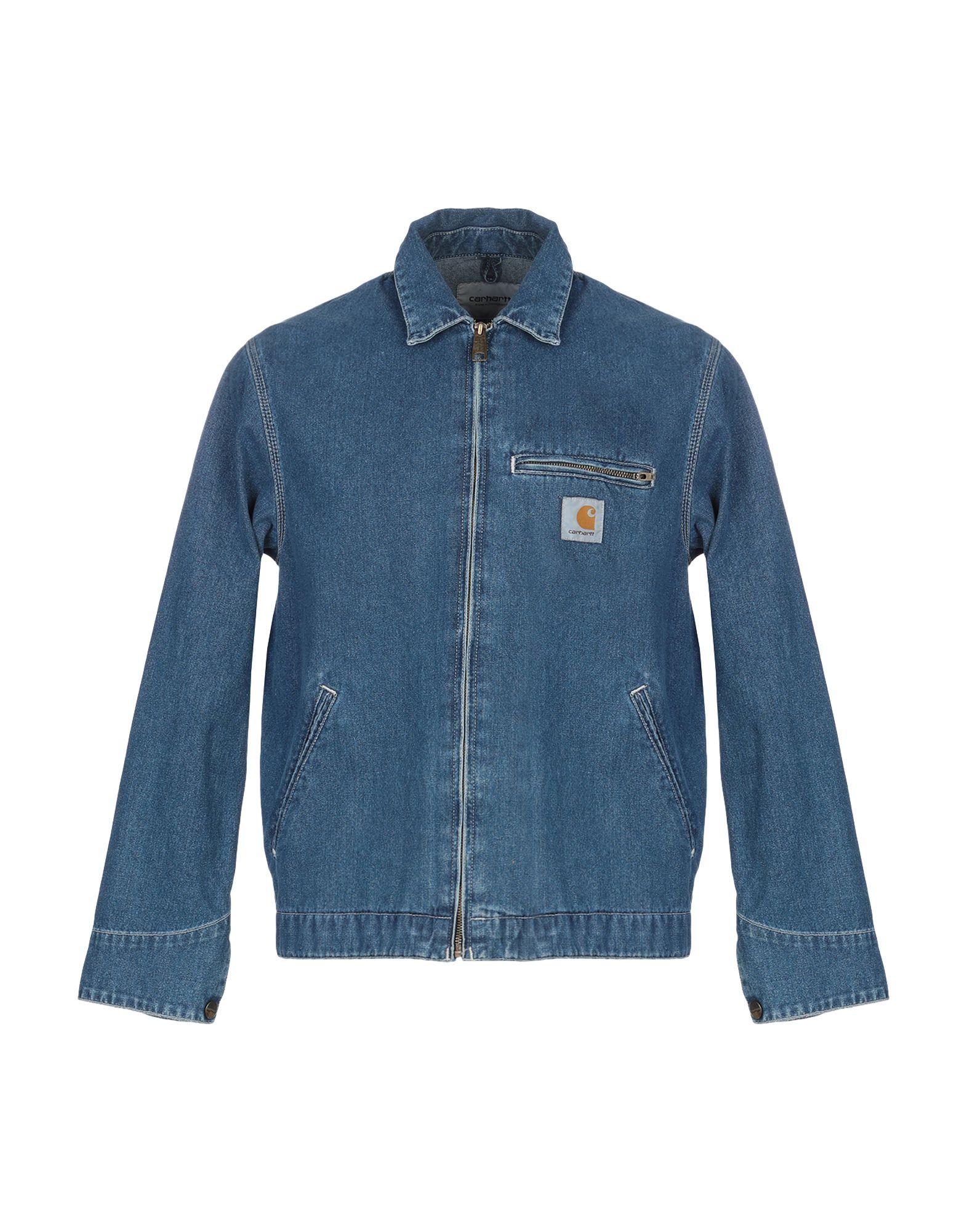 CARHARTT Джинсовая верхняя одежда цена 2017