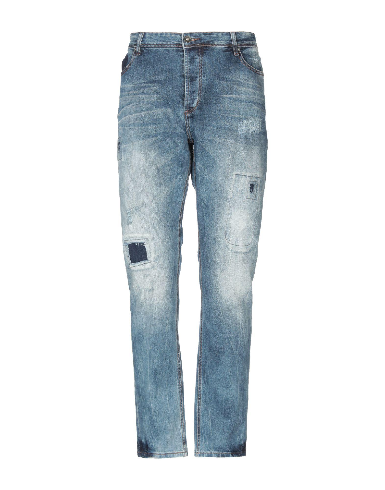 FIVER Джинсовые брюки fiver жилет