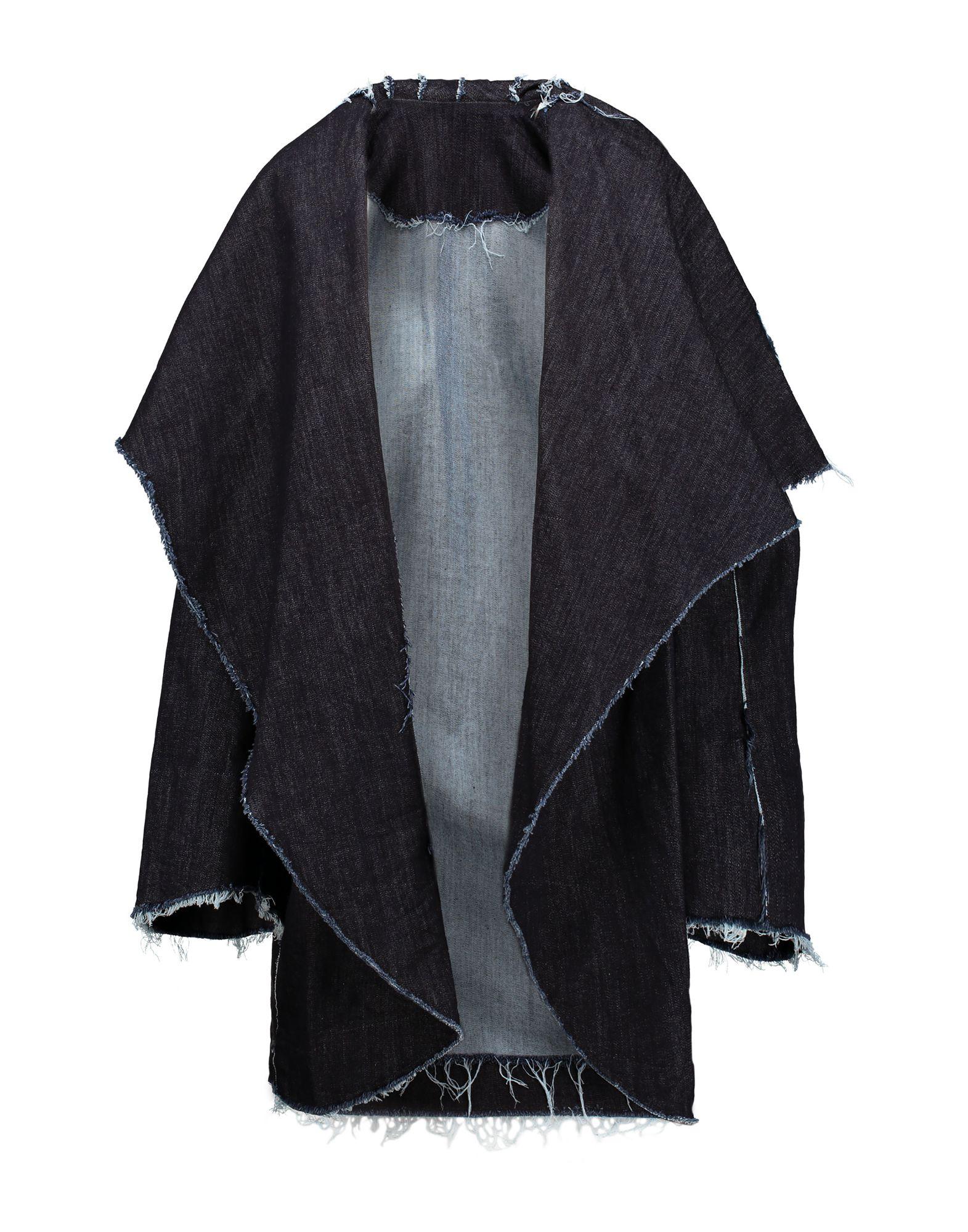 NORMA KAMALI Джинсовая верхняя одежда брендовая одежда