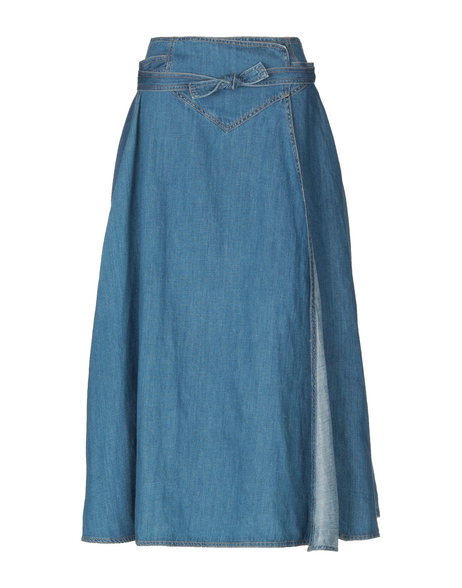 OTTOD'AME Джинсовая юбка