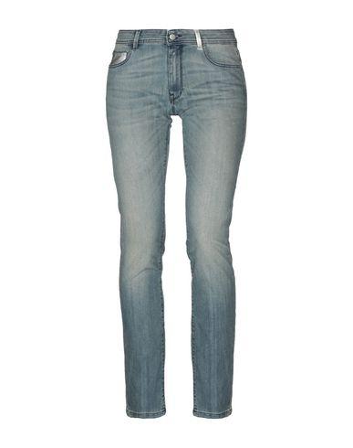 Джинсовые брюки PIANURASTUDIO