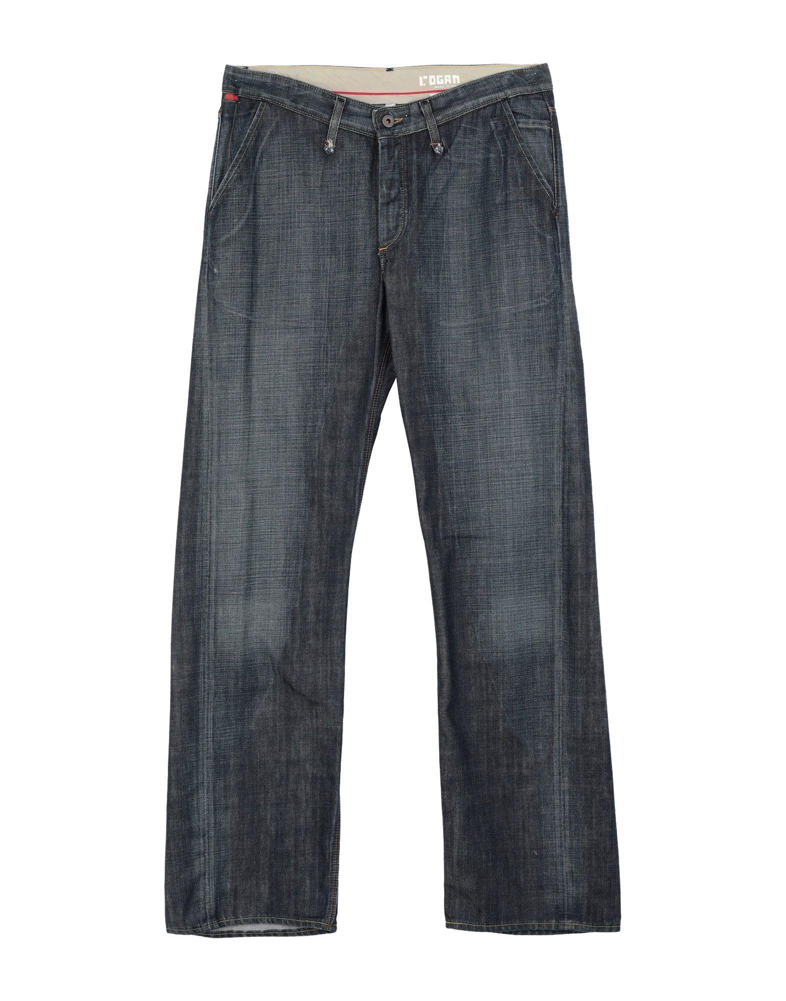 ROGAN Джинсовые брюки rogan c lifeboat