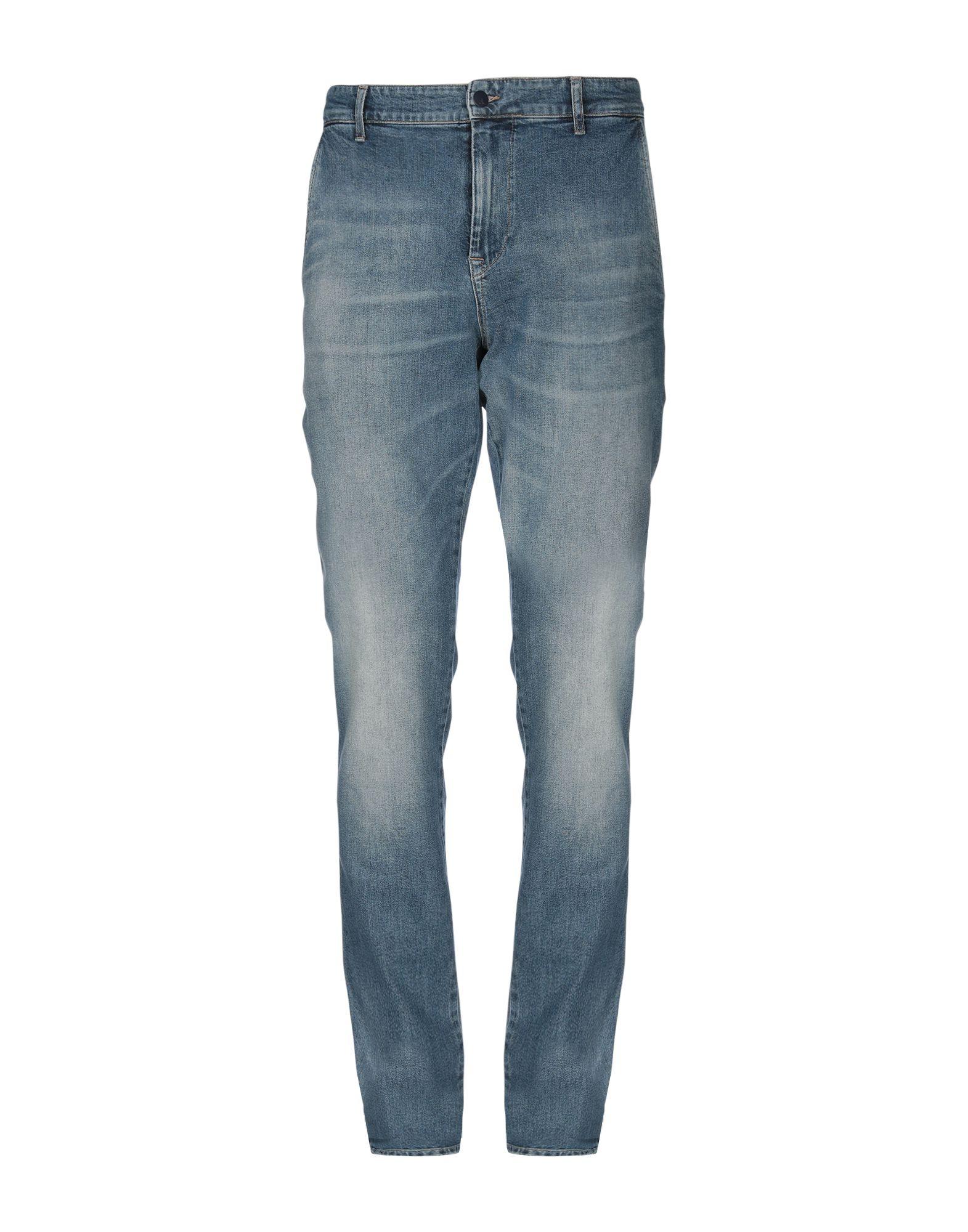 《送料無料》CALVIN KLEIN JEANS メンズ ジーンズ ブルー 31W-32L コットン 94% / ポリエステル 5% / ポリウレタン 1%