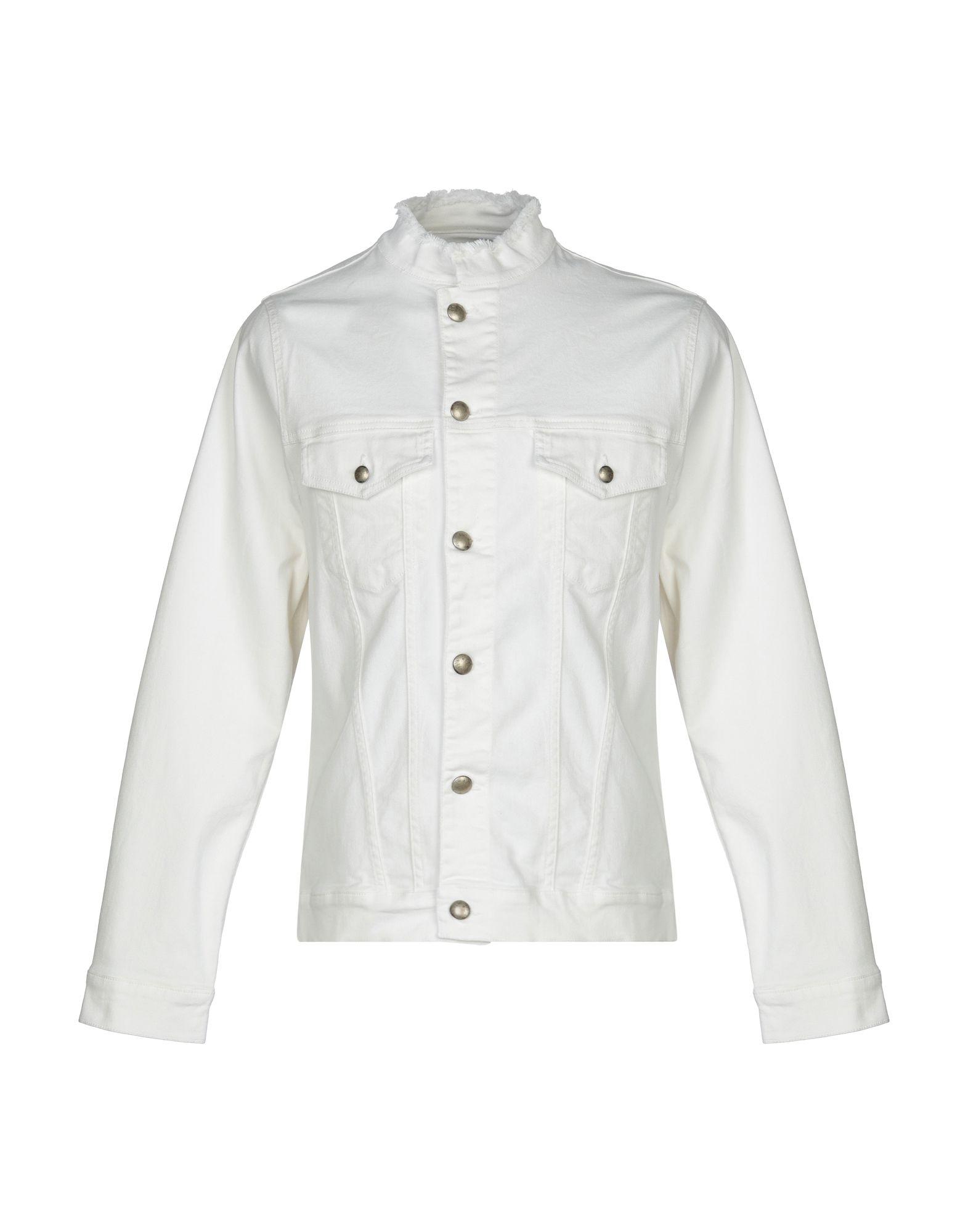 MACCHIA J Джинсовая верхняя одежда
