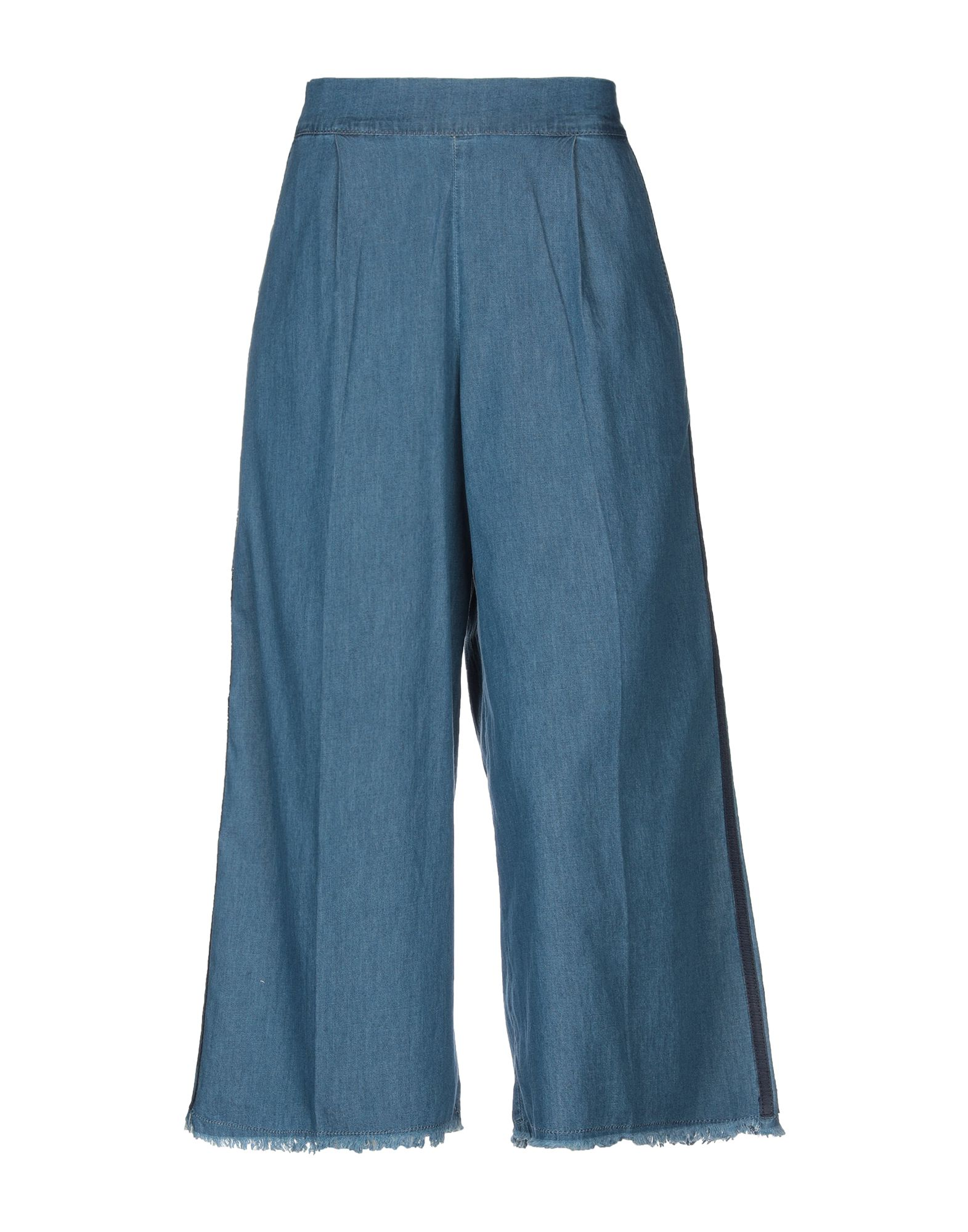 SHIKI Джинсовые брюки shiki pубашка