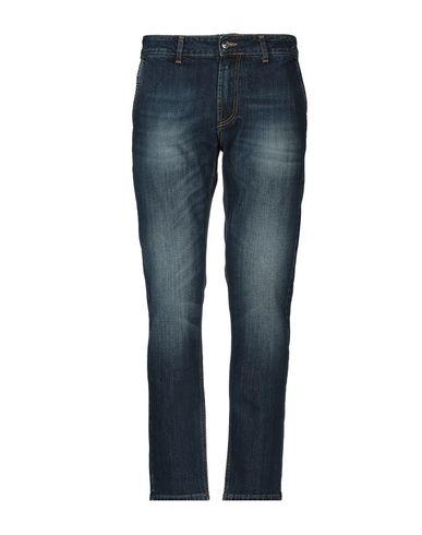 Фото - Джинсовые брюки от JEANSENG синего цвета