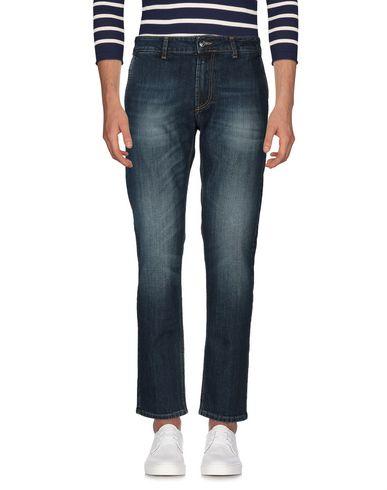 Фото 2 - Джинсовые брюки от JEANSENG синего цвета