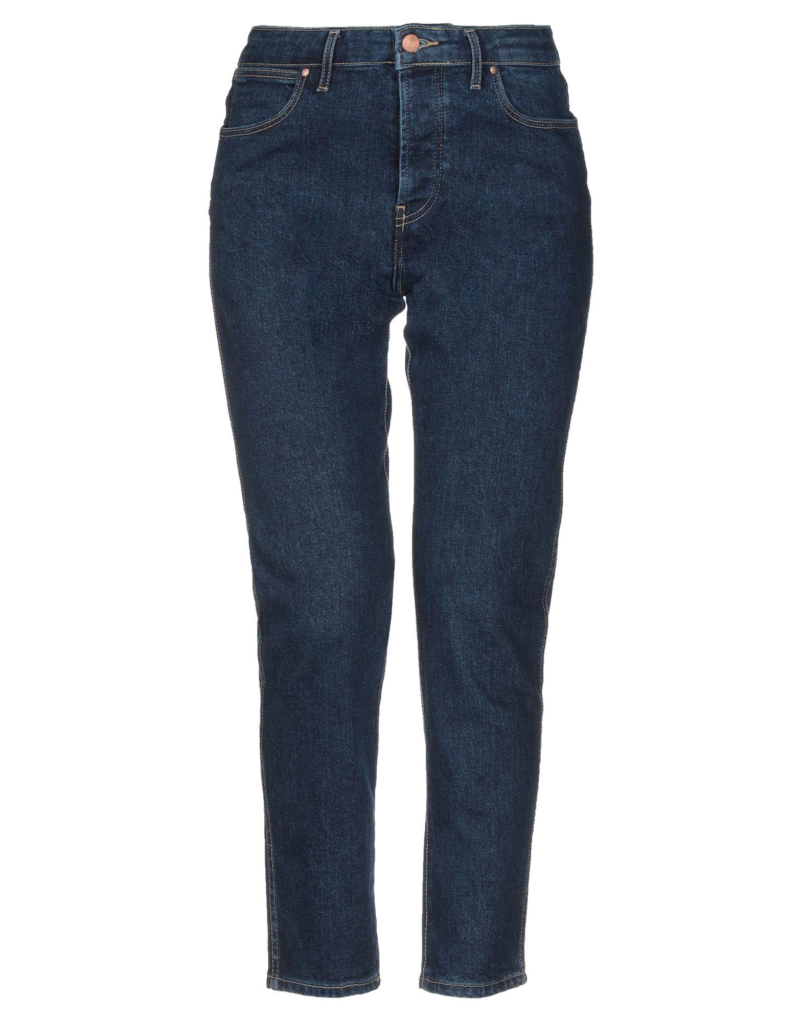 купить WRANGLER Джинсовые брюки по цене 4300 рублей
