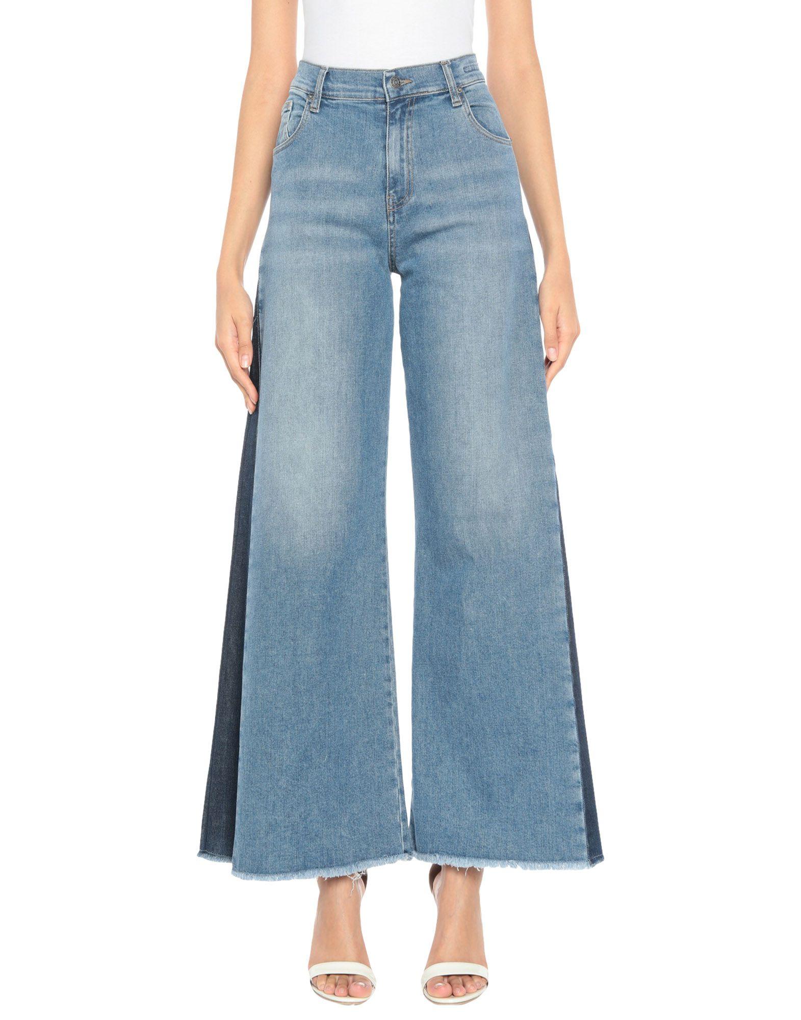 VICOLO Джинсовые брюки vicolo trivelli майка