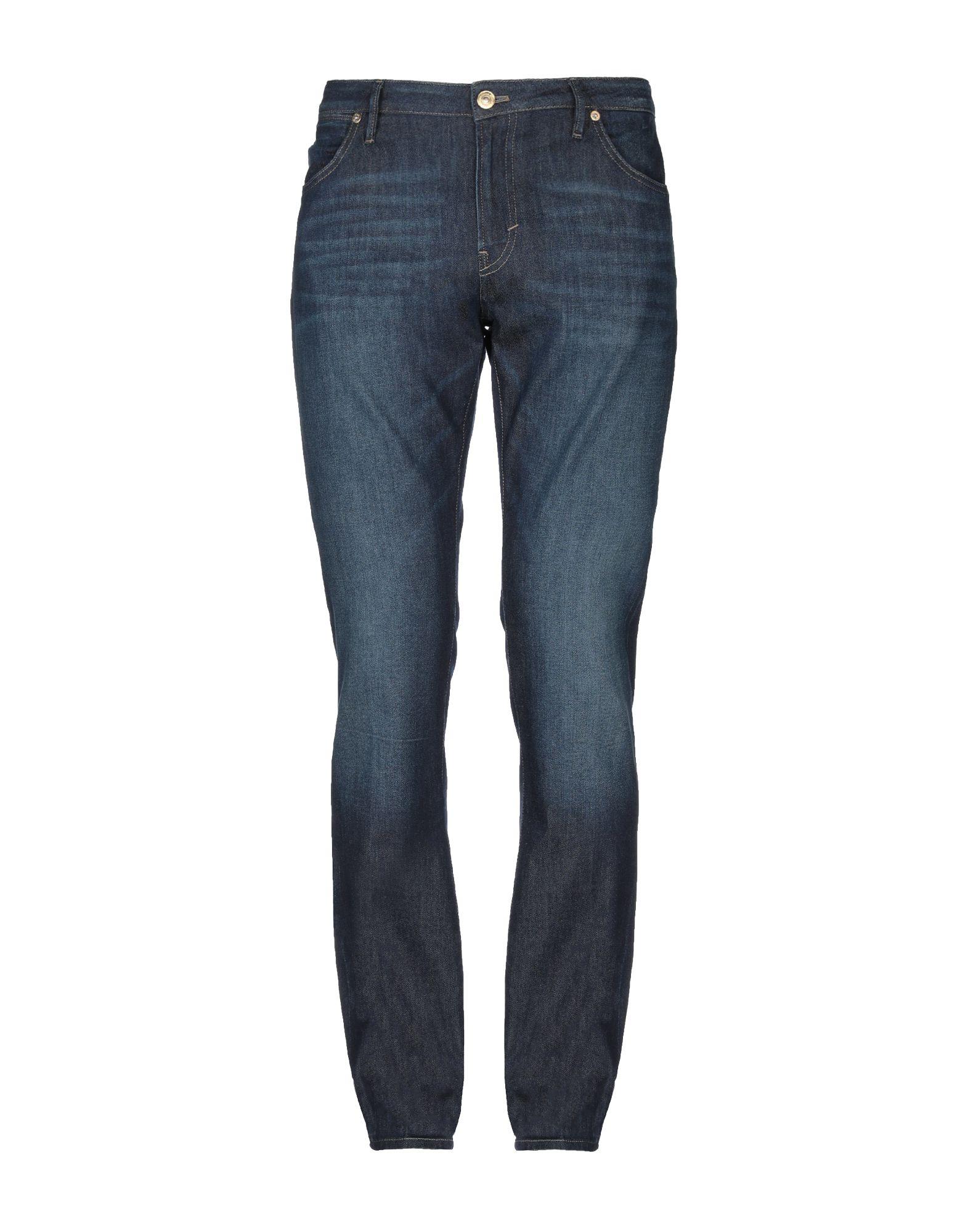 《送料無料》PT05 メンズ ジーンズ ブルー 31 コットン 92% / エメリー 6% / ポリウレタン 2%
