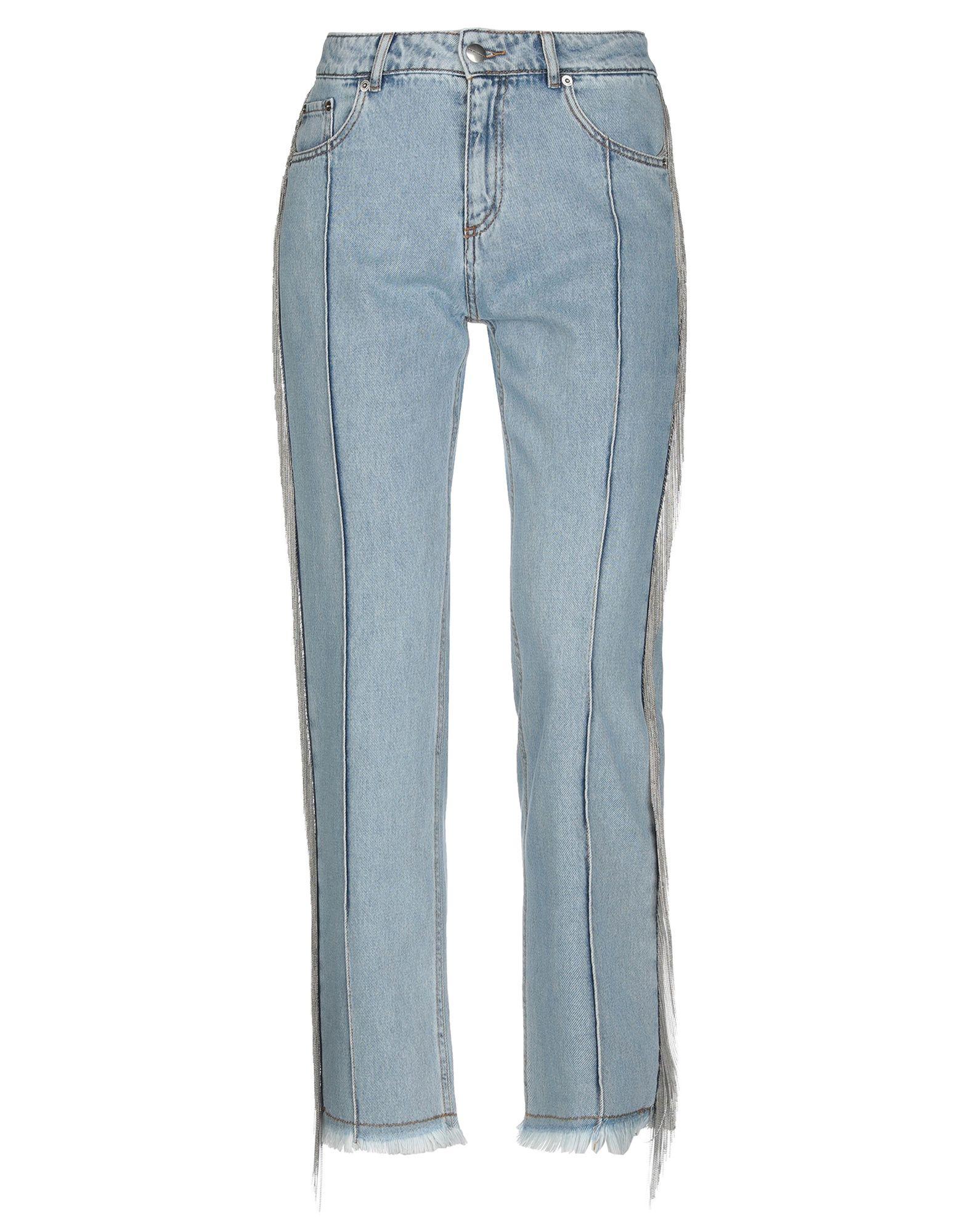 EACH X OTHER Джинсовые брюки each x other повседневные брюки