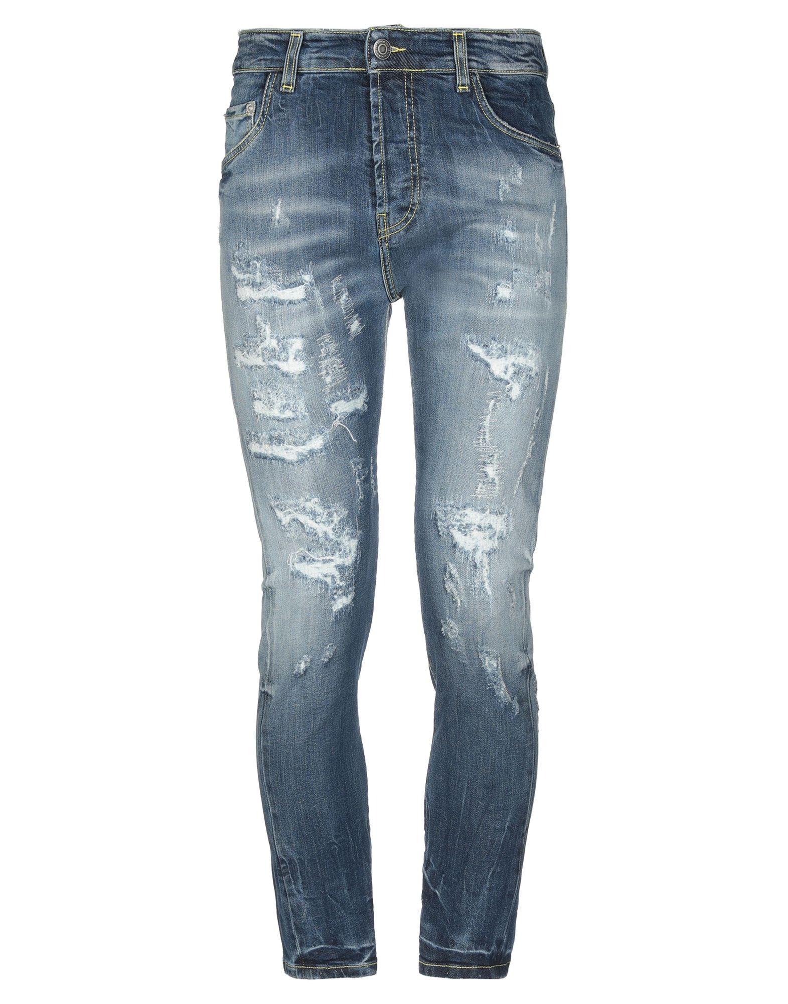 цена на YES LONDON Джинсовые брюки-капри