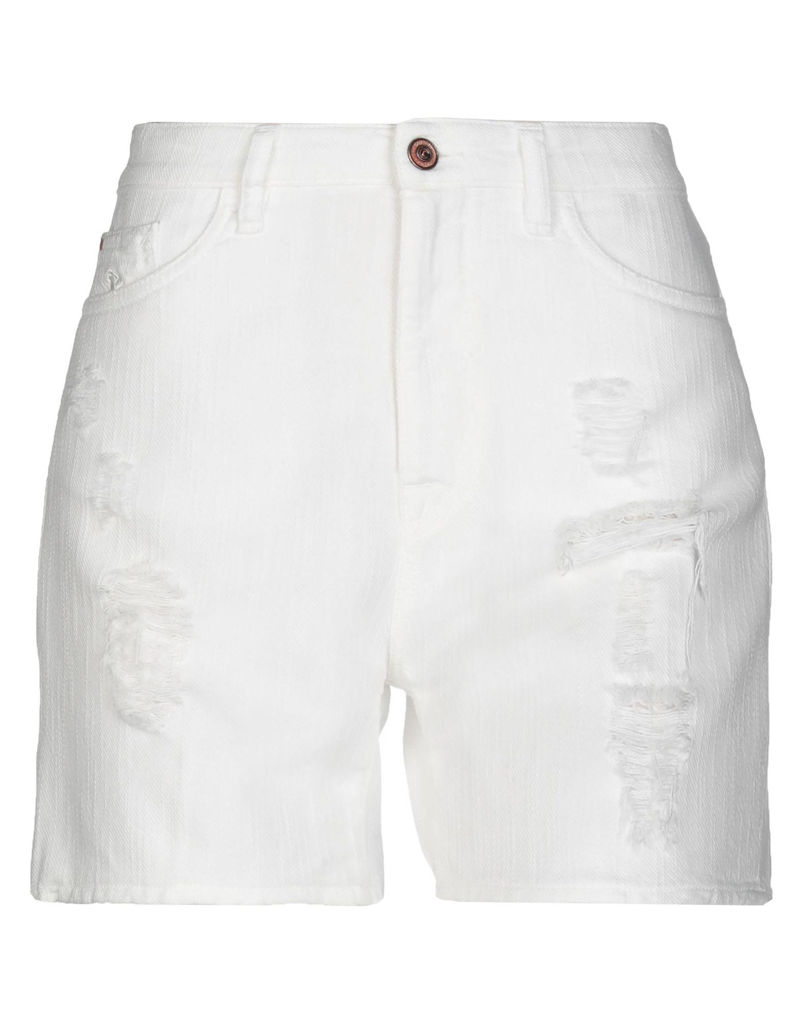 EUROPEAN CULTURE Джинсовые шорты
