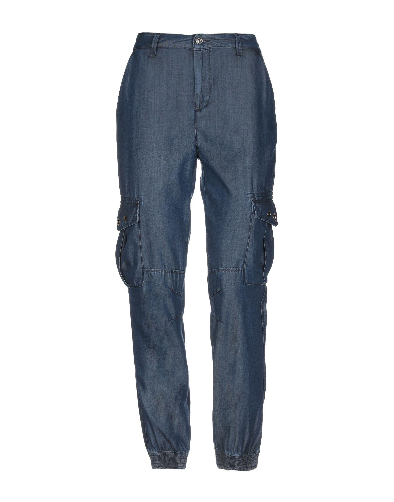 LIU •JO SPORT Джинсовые брюки liu jo джинсовые брюки