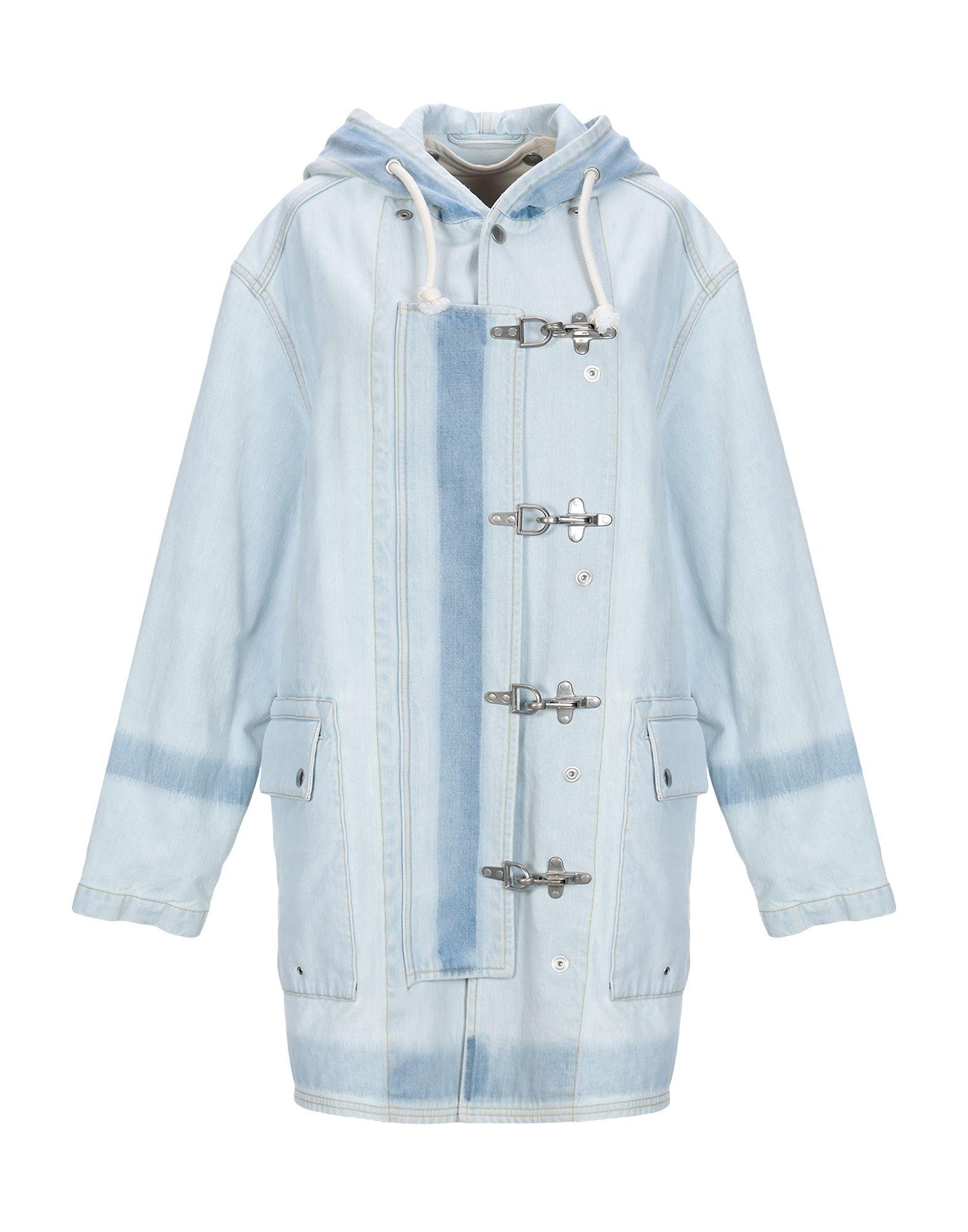 MAISON MARGIELA Джинсовая верхняя одежда maison margiela джинсовая верхняя одежда