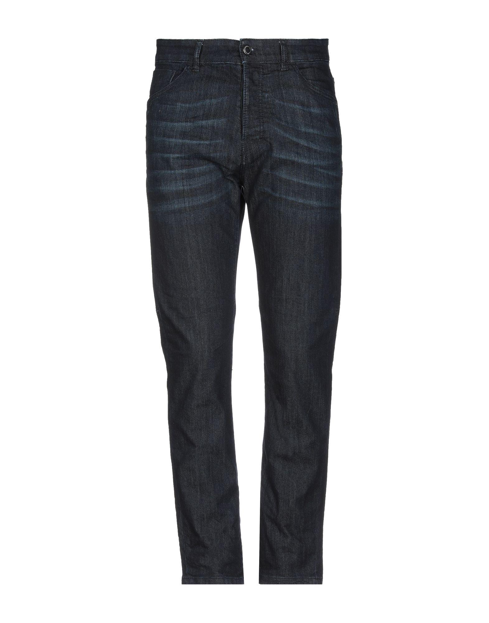 COSTUME NEMUTSO Джинсовые брюки