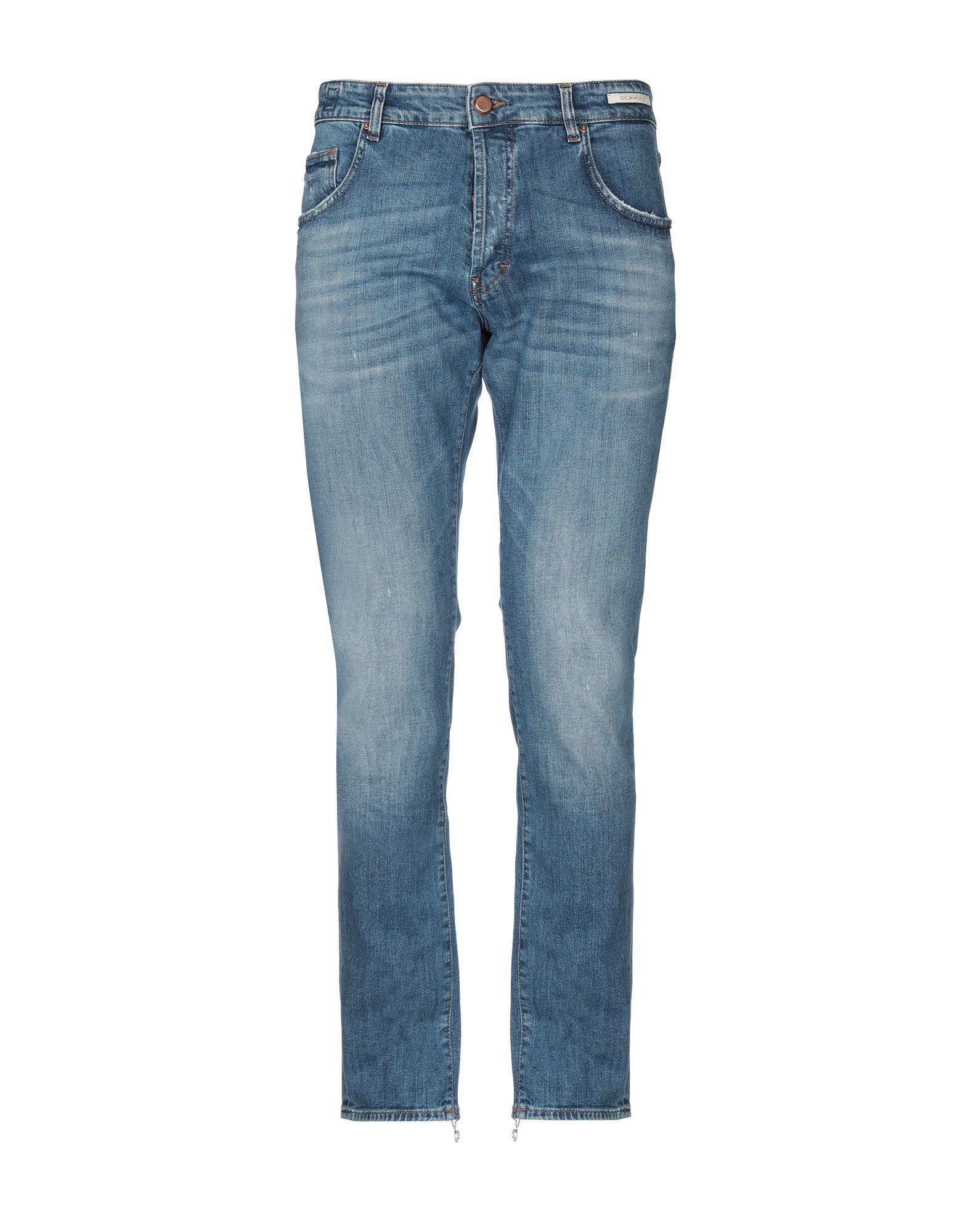 《セール開催中》DON THE FULLER メンズ ジーンズ ブルー 30 コットン 98% / ポリウレタン 2%