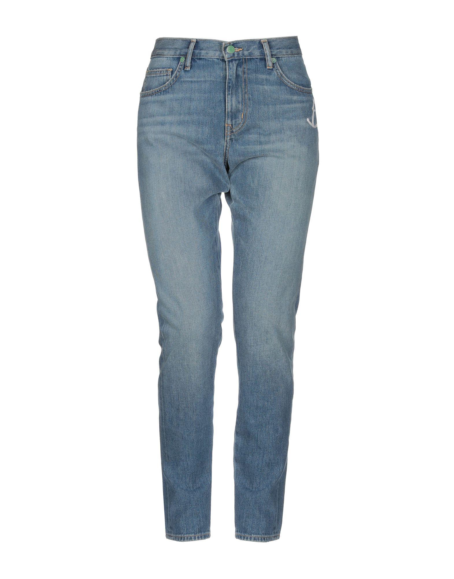 SANDRINE ROSE Джинсовые брюки цена и фото