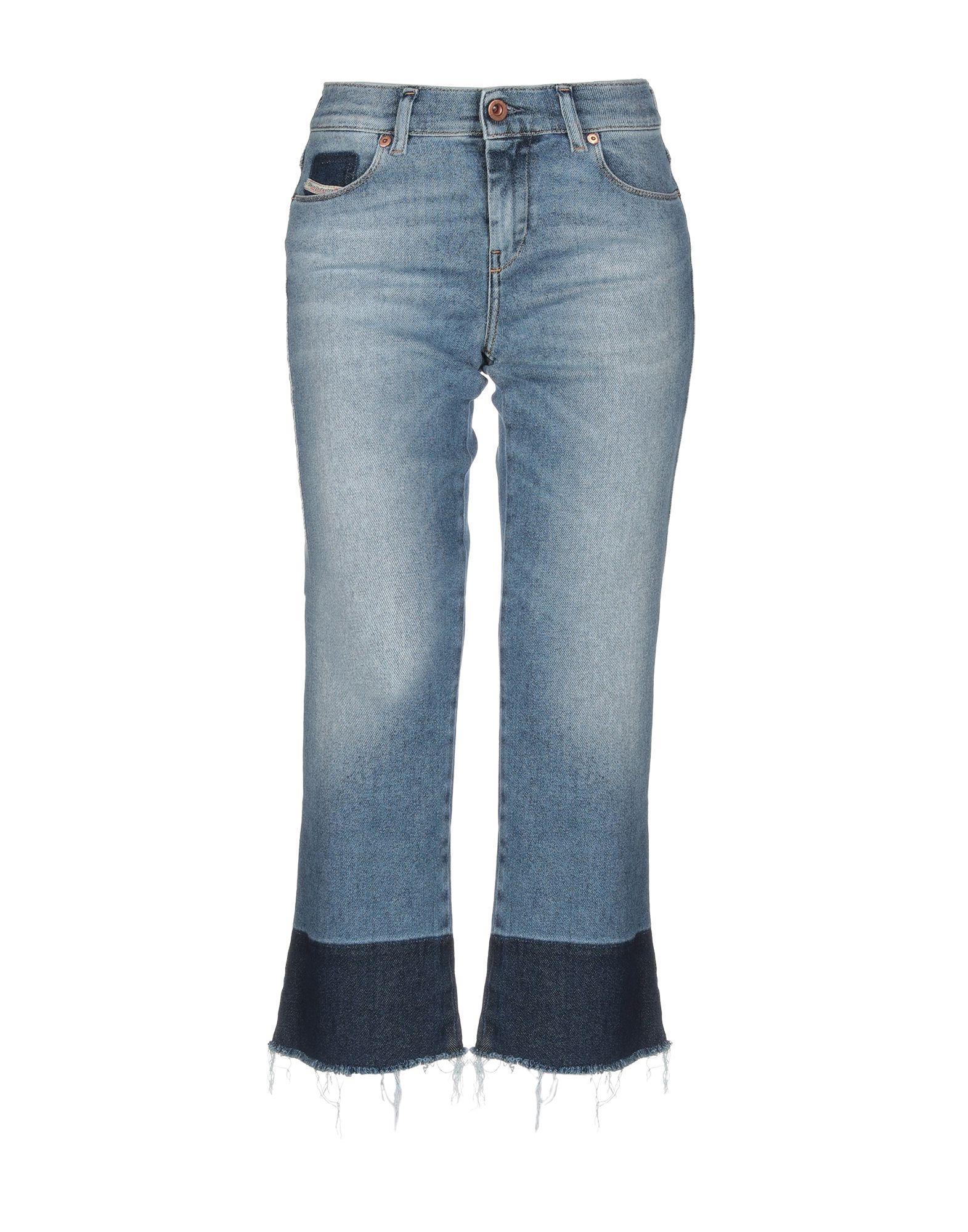 купить DIESEL Джинсовые брюки недорого