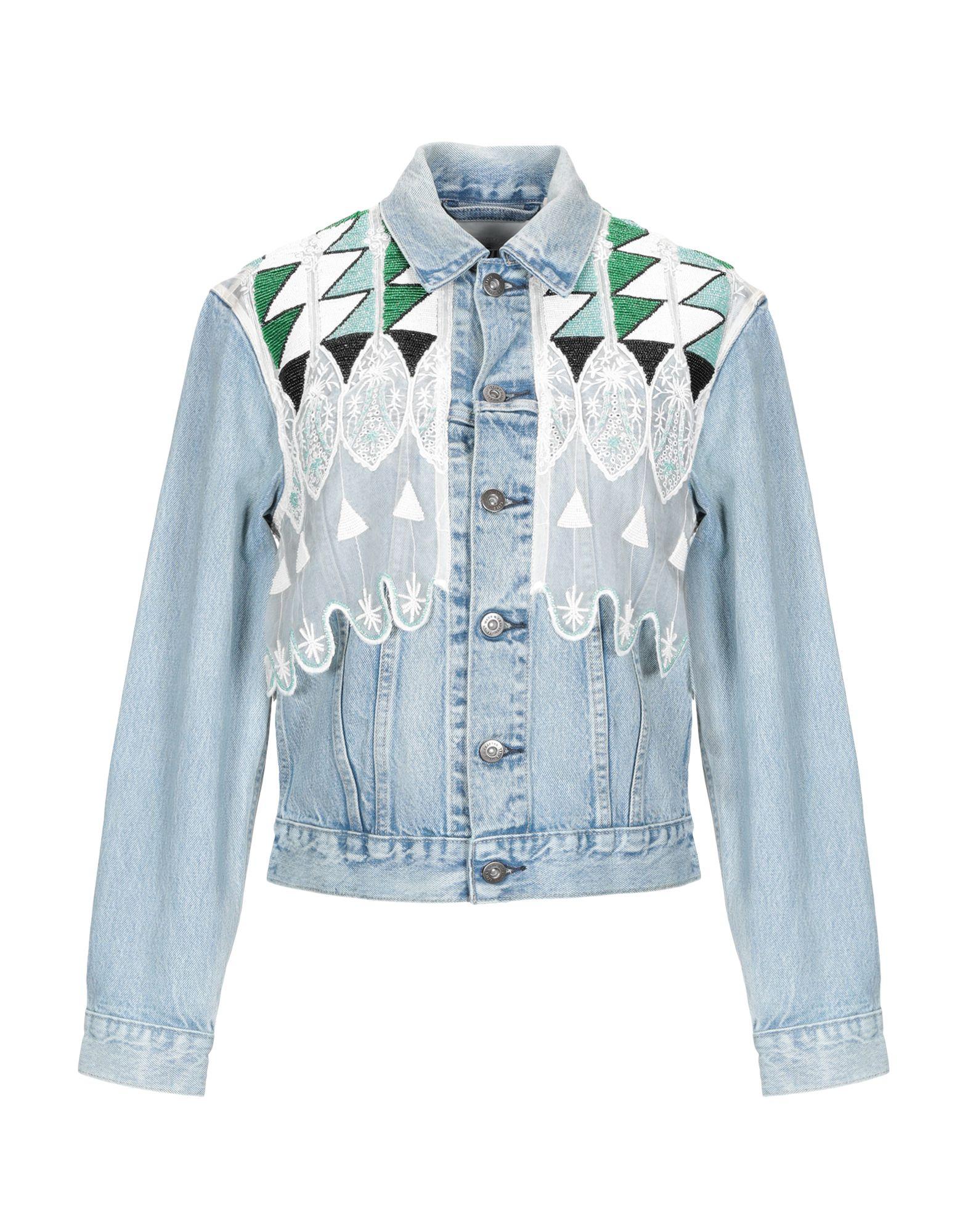 LEVI'S® MADE & CRAFTED™ Джинсовая верхняя одежда
