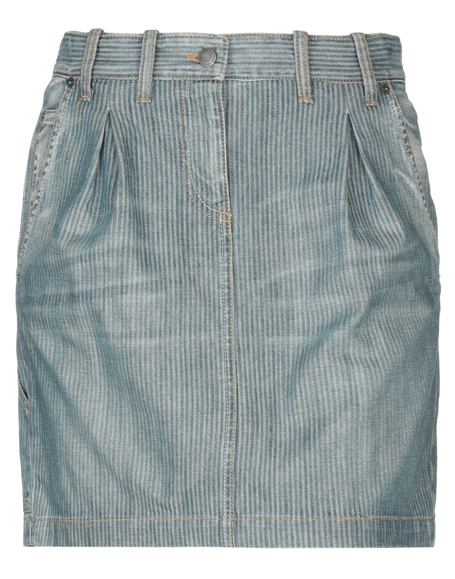 все цены на SEE BY CHLOÉ Джинсовая юбка онлайн