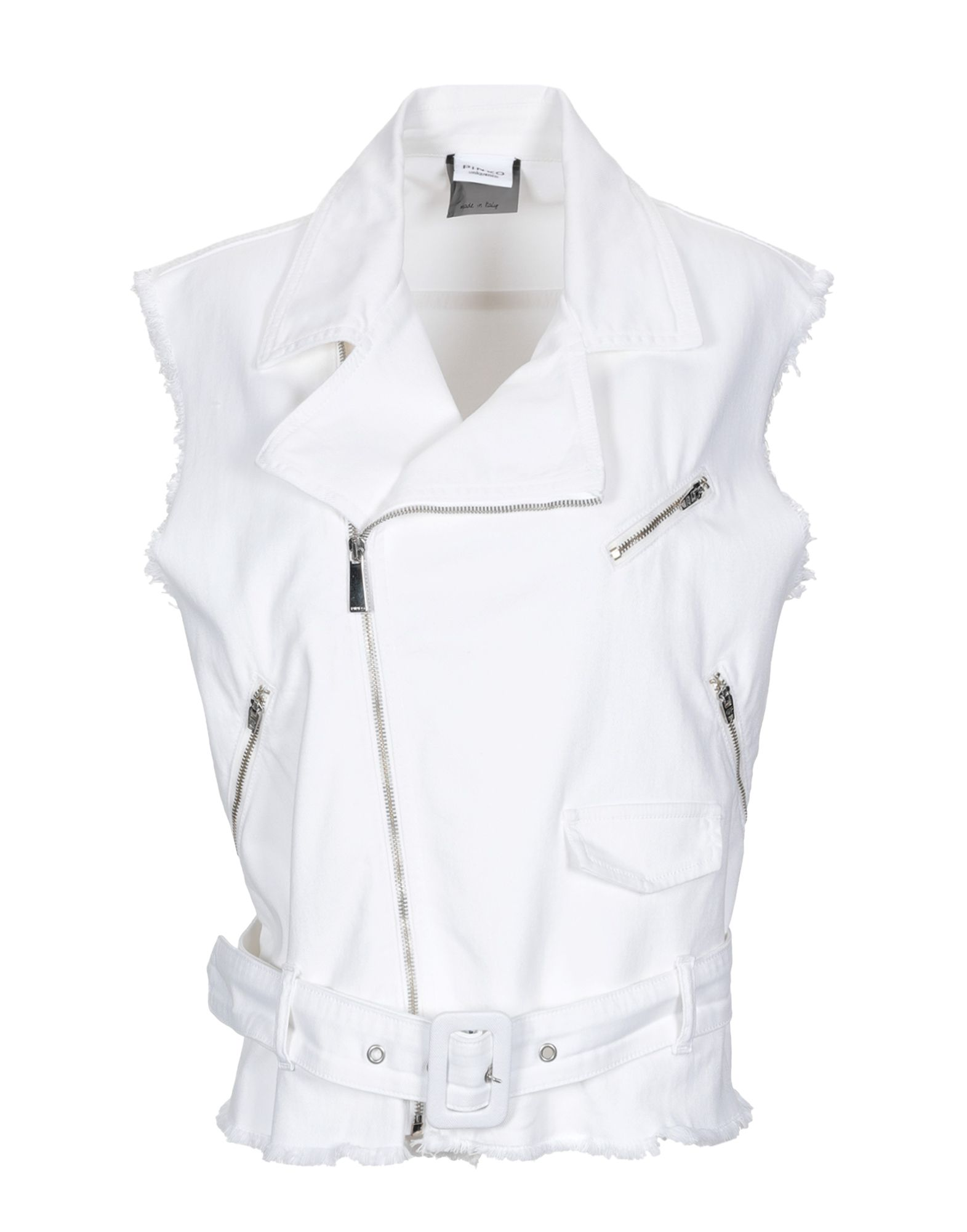 PINKO UNIQUENESS Джинсовая верхняя одежда
