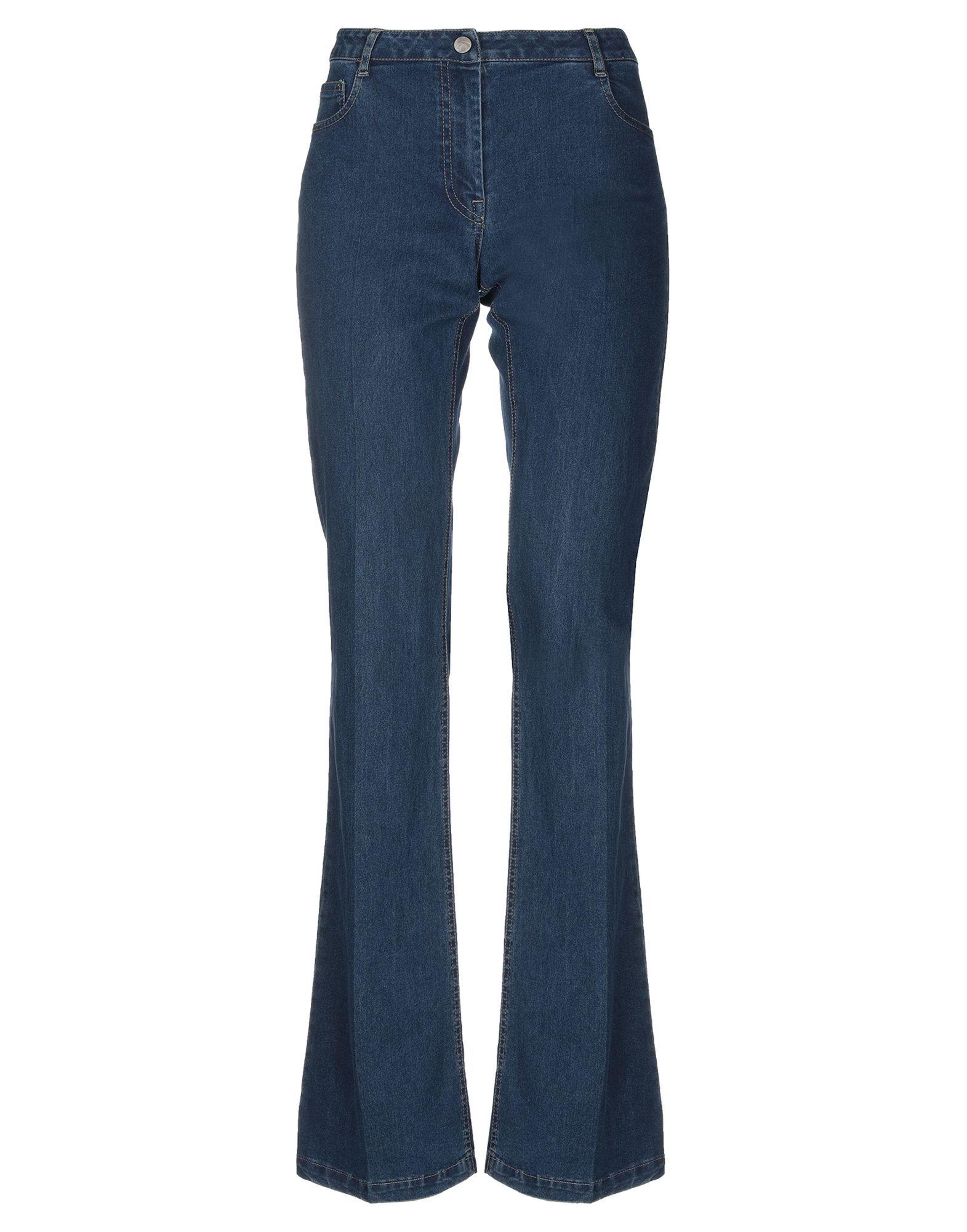 EMMA & GAIA Джинсовые брюки красное боди emma xxl 3xl