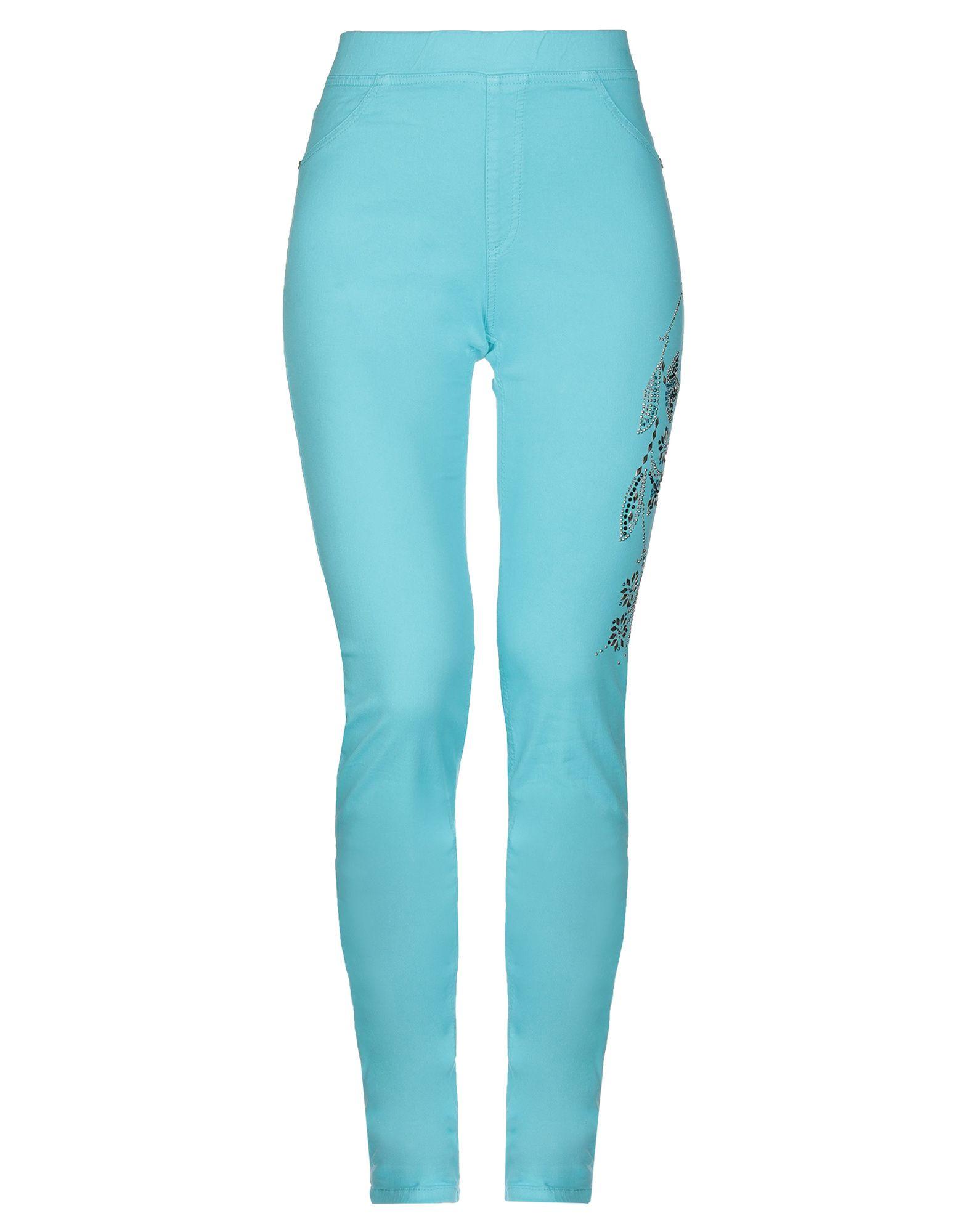 ELISA FANTI Джинсовые брюки цена 2017