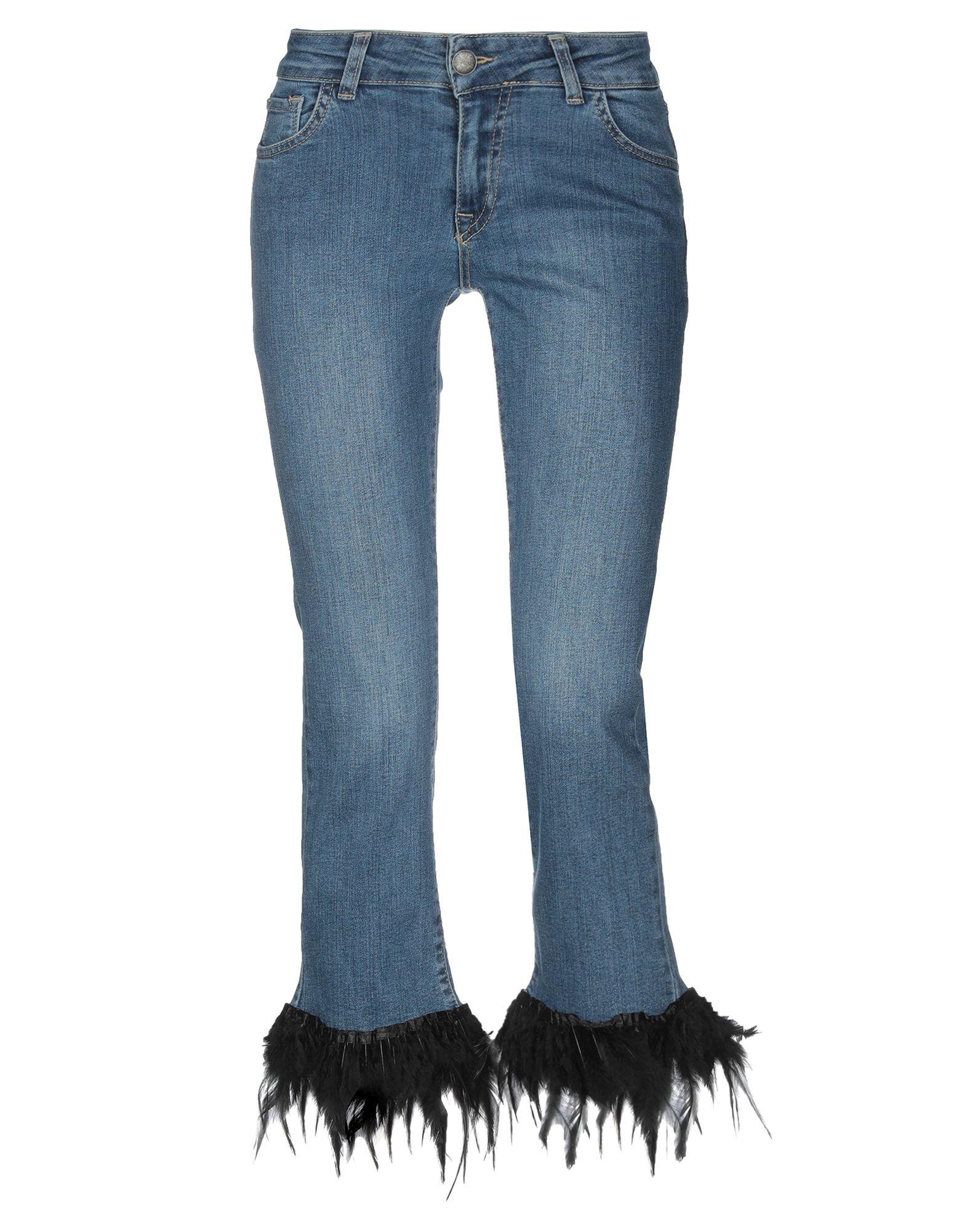 Фото - POUR MOI Джинсовые брюки-капри pour moi брюки капри