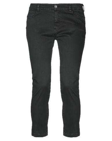 LE STREGHE Pantacourt en jean femme