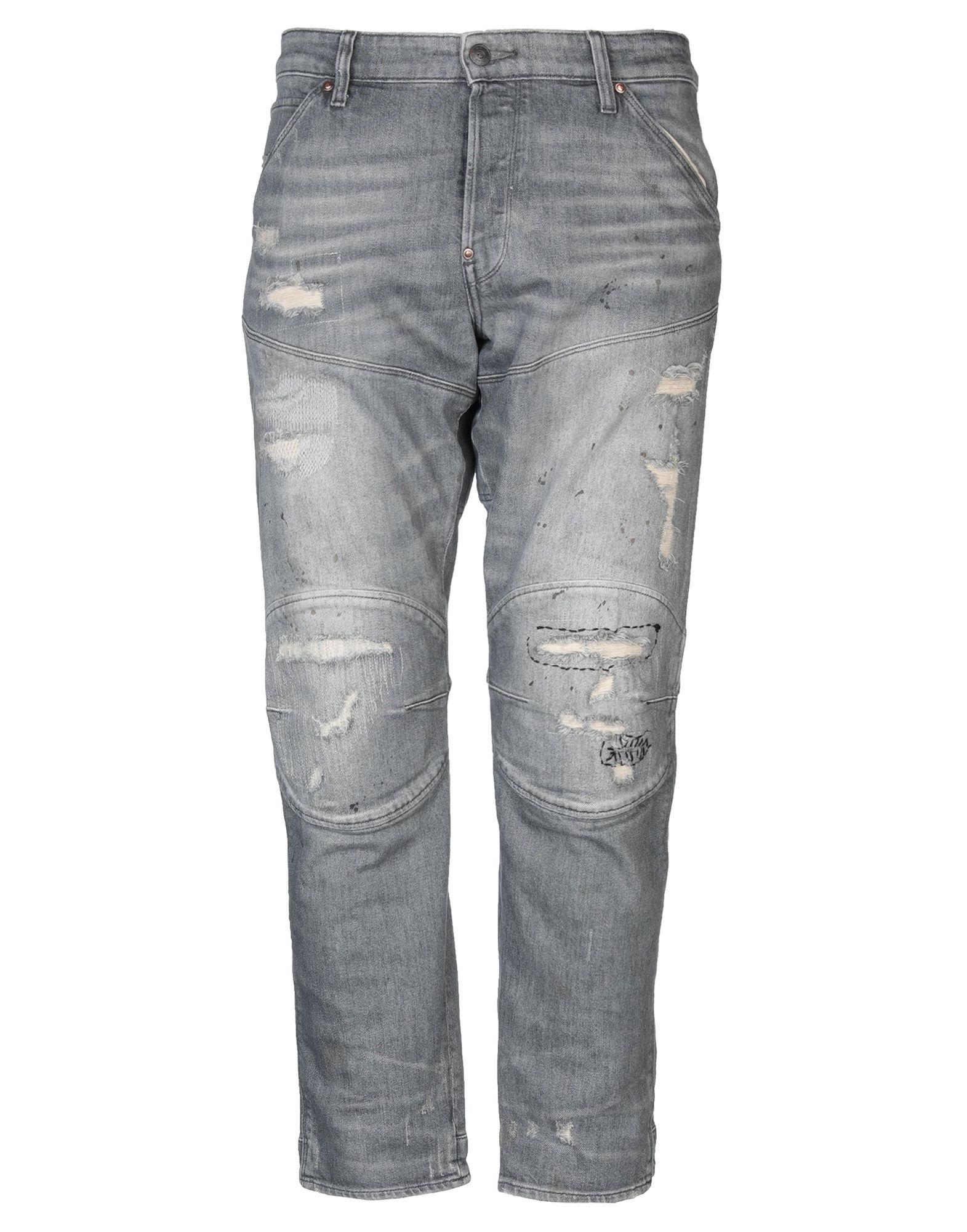 купить RAW ESSENTIALS for G-STAR Джинсовые брюки по цене 7250 рублей