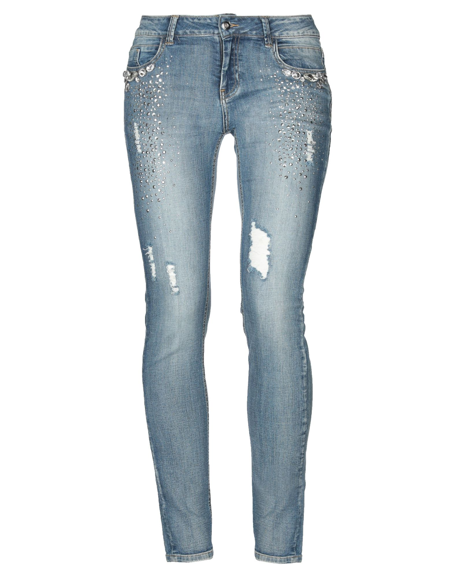 SWEET SECRETS Джинсовые брюки цена 2017