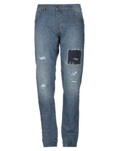 Фото - Джинсовые брюки от MACCHIA J синего цвета