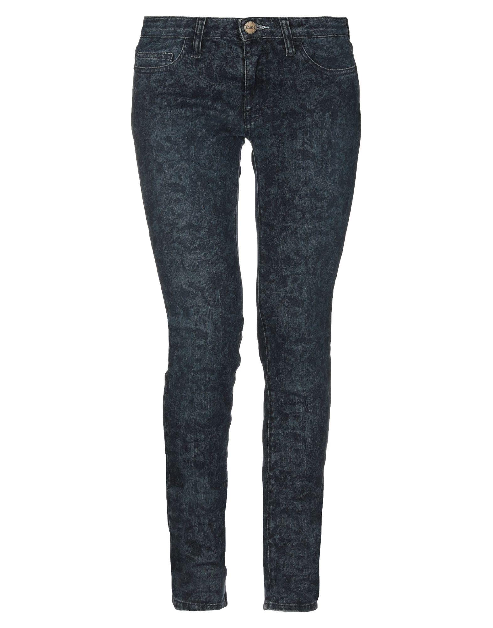 купить SHINE Джинсовые брюки по цене 13000 рублей