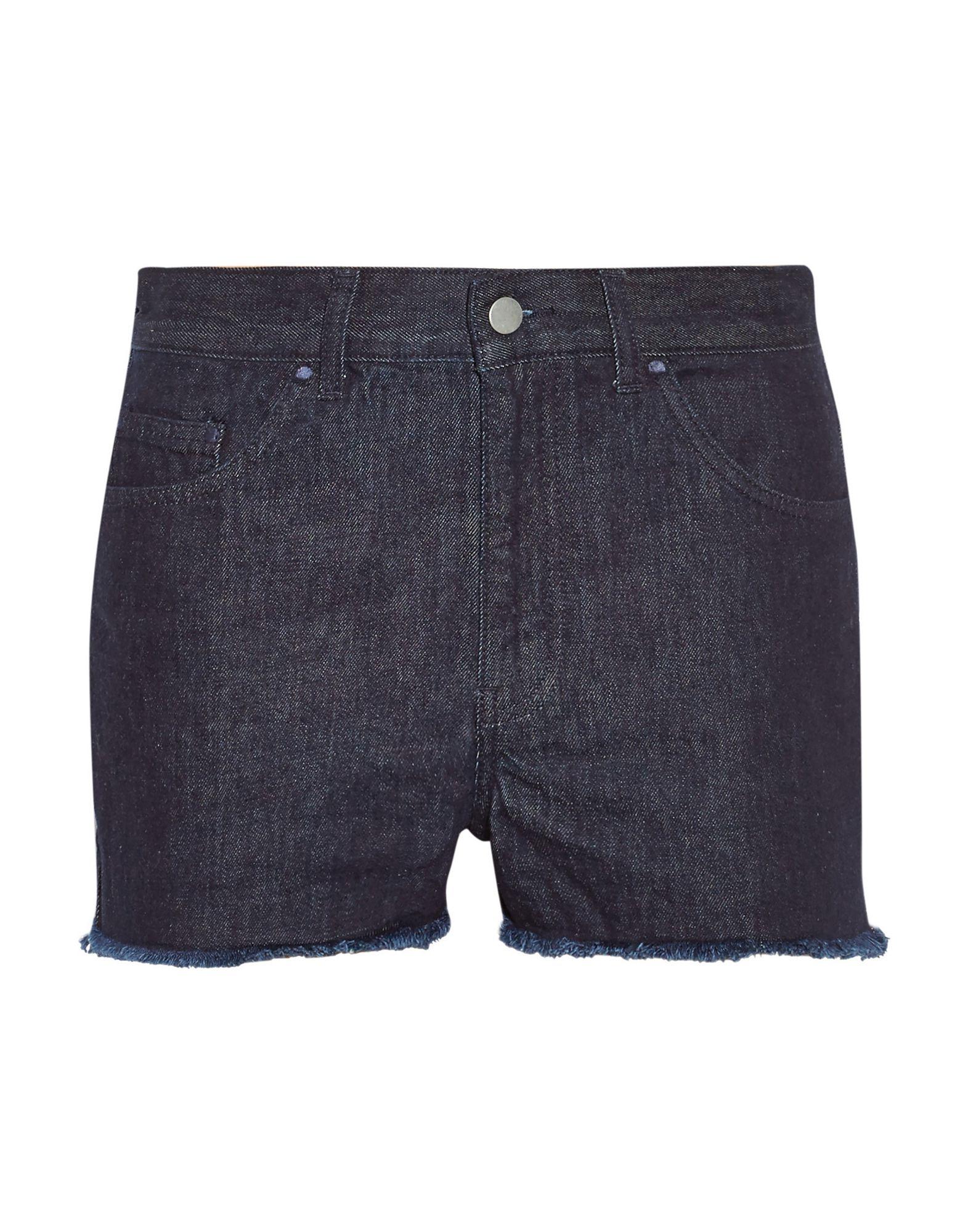 MARQUES' ALMEIDA x TOPSHOP Джинсовые шорты шорты джинсовые topshop topshop to029ewbzgd2