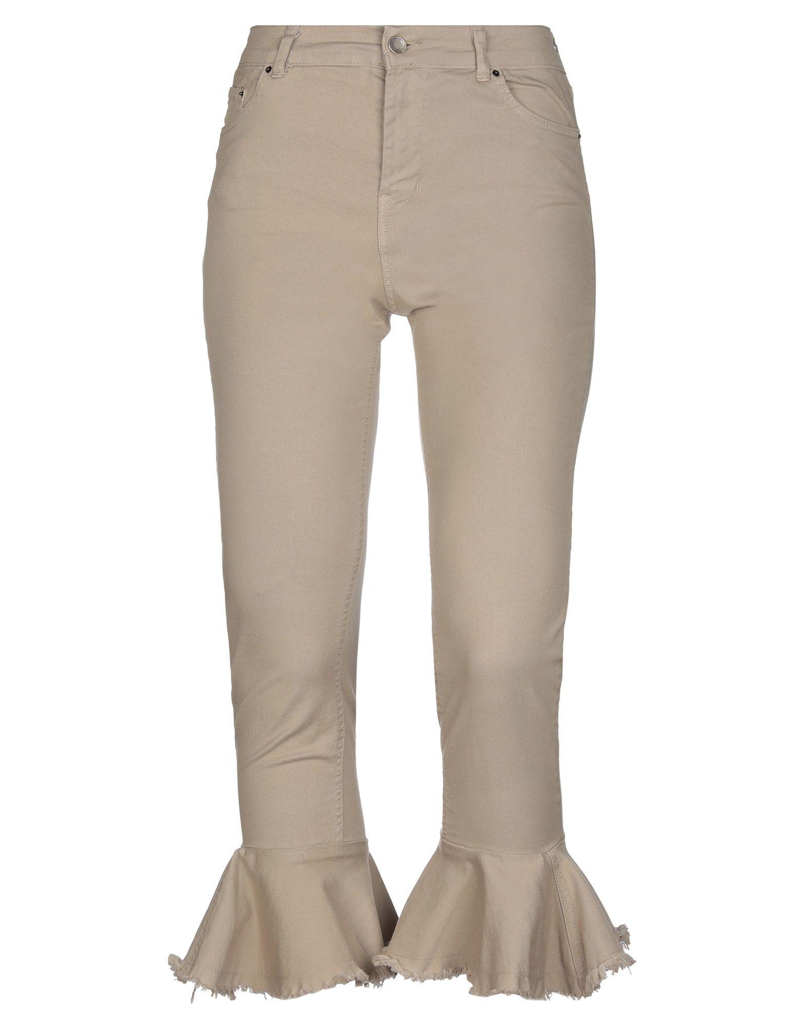 GUTTHA Джинсовые брюки-капри все цены