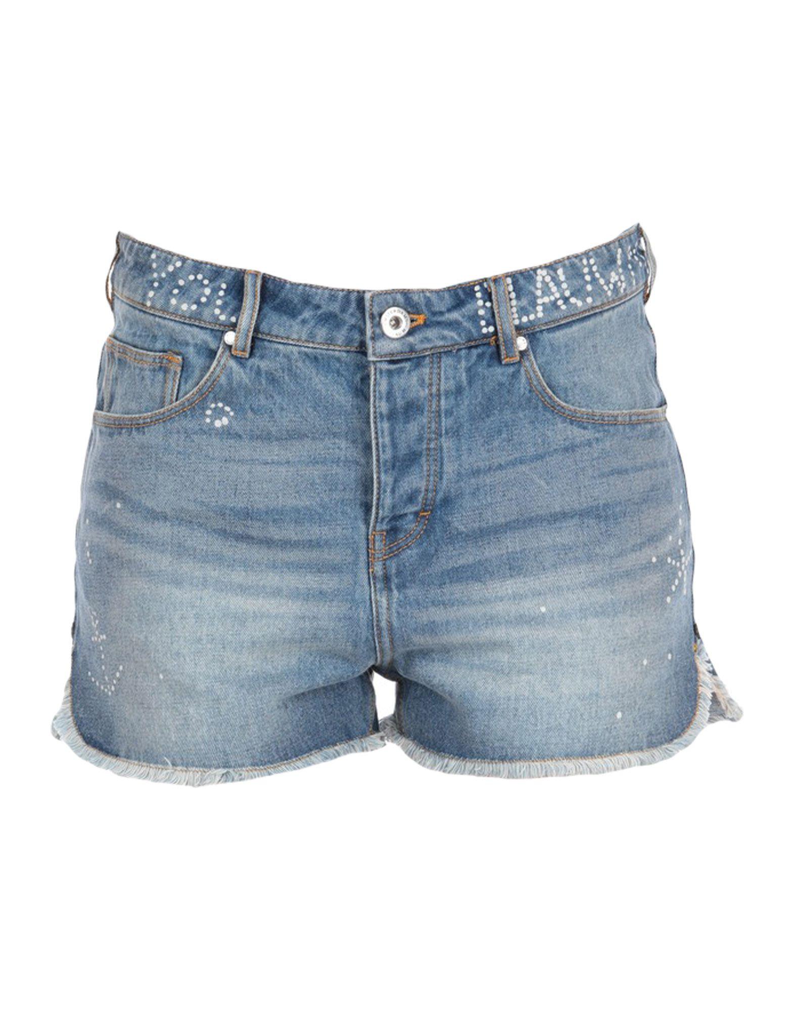 MAISON SCOTCH Джинсовые шорты maison scotch джинсовые шорты