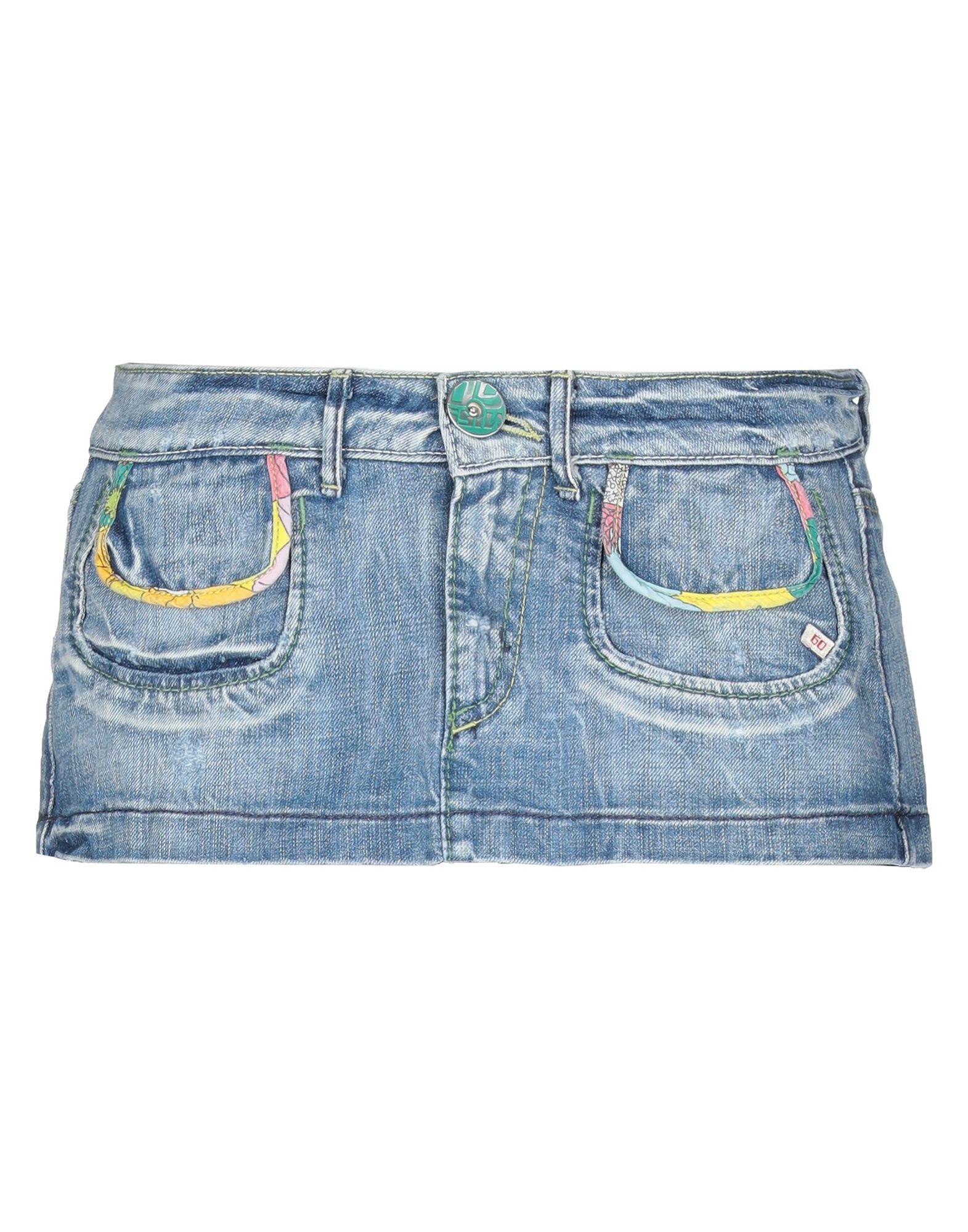 MISS SIXTY Джинсовая юбка цена