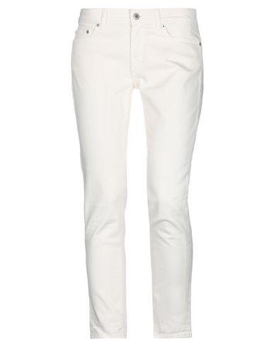 Купить Джинсовые брюки цвет слоновая кость
