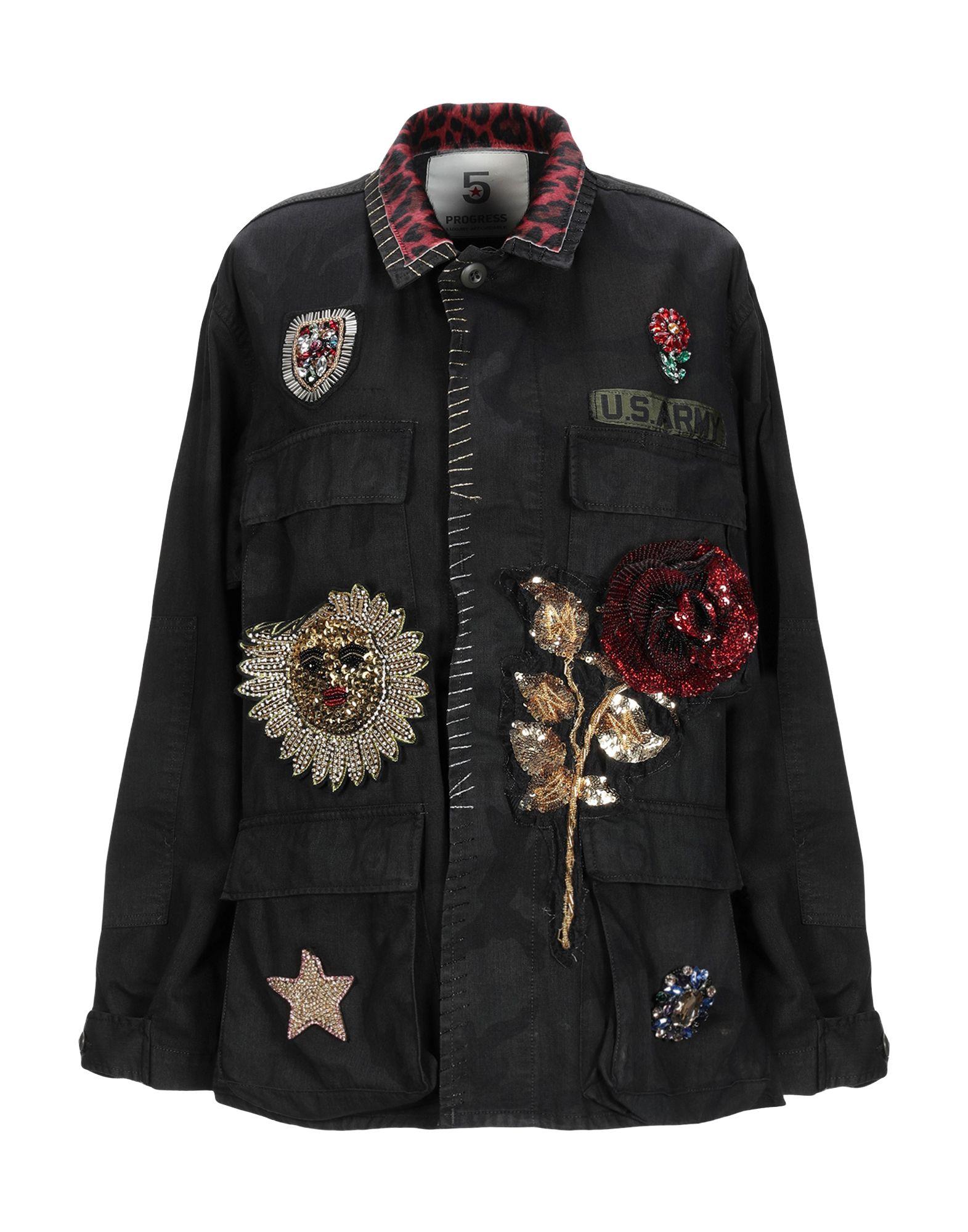 купить 5 PROGRESS Куртка по цене 26500 рублей